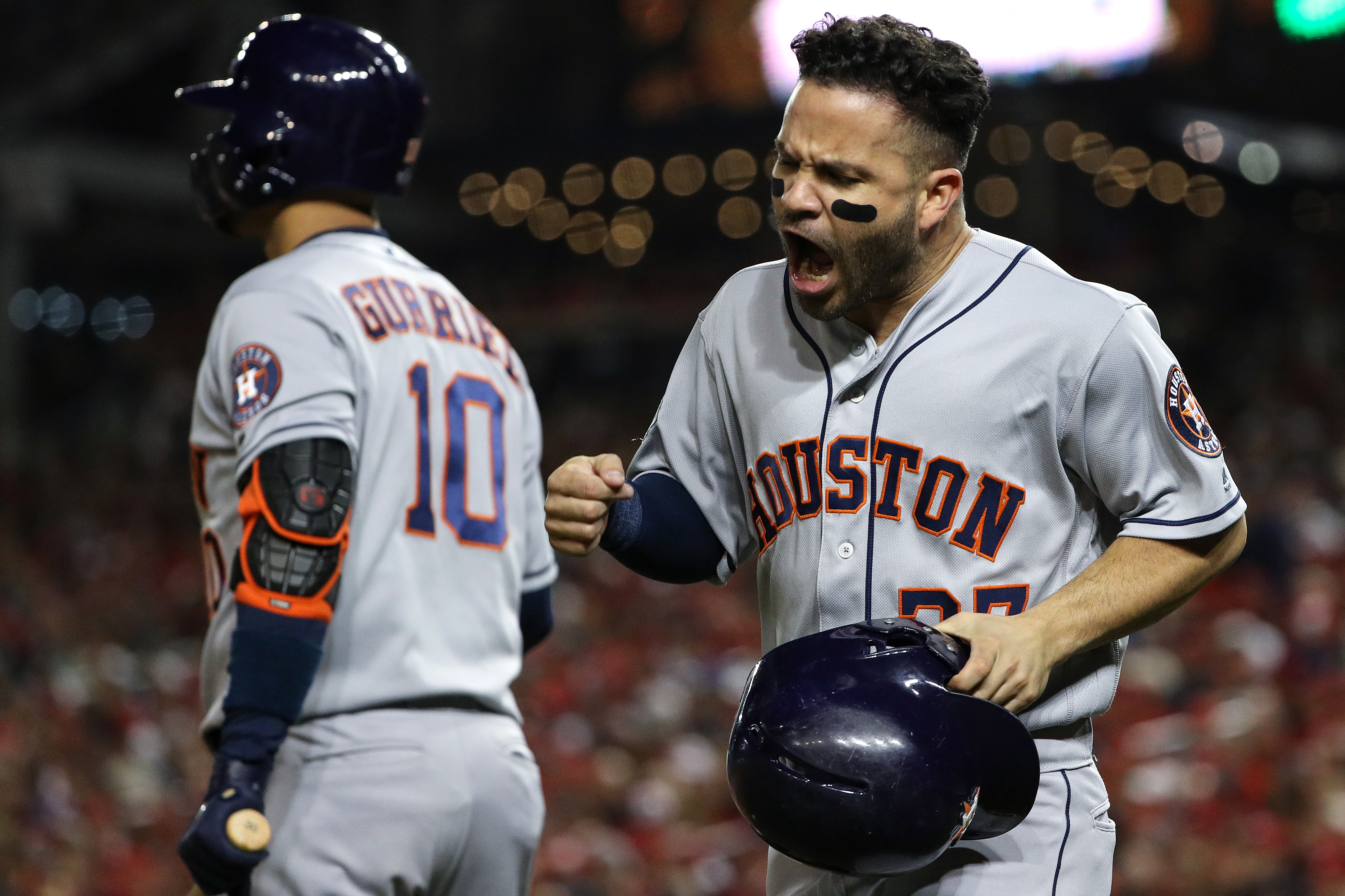 World Series - Houston Astros v Washington Nationals - Game Four