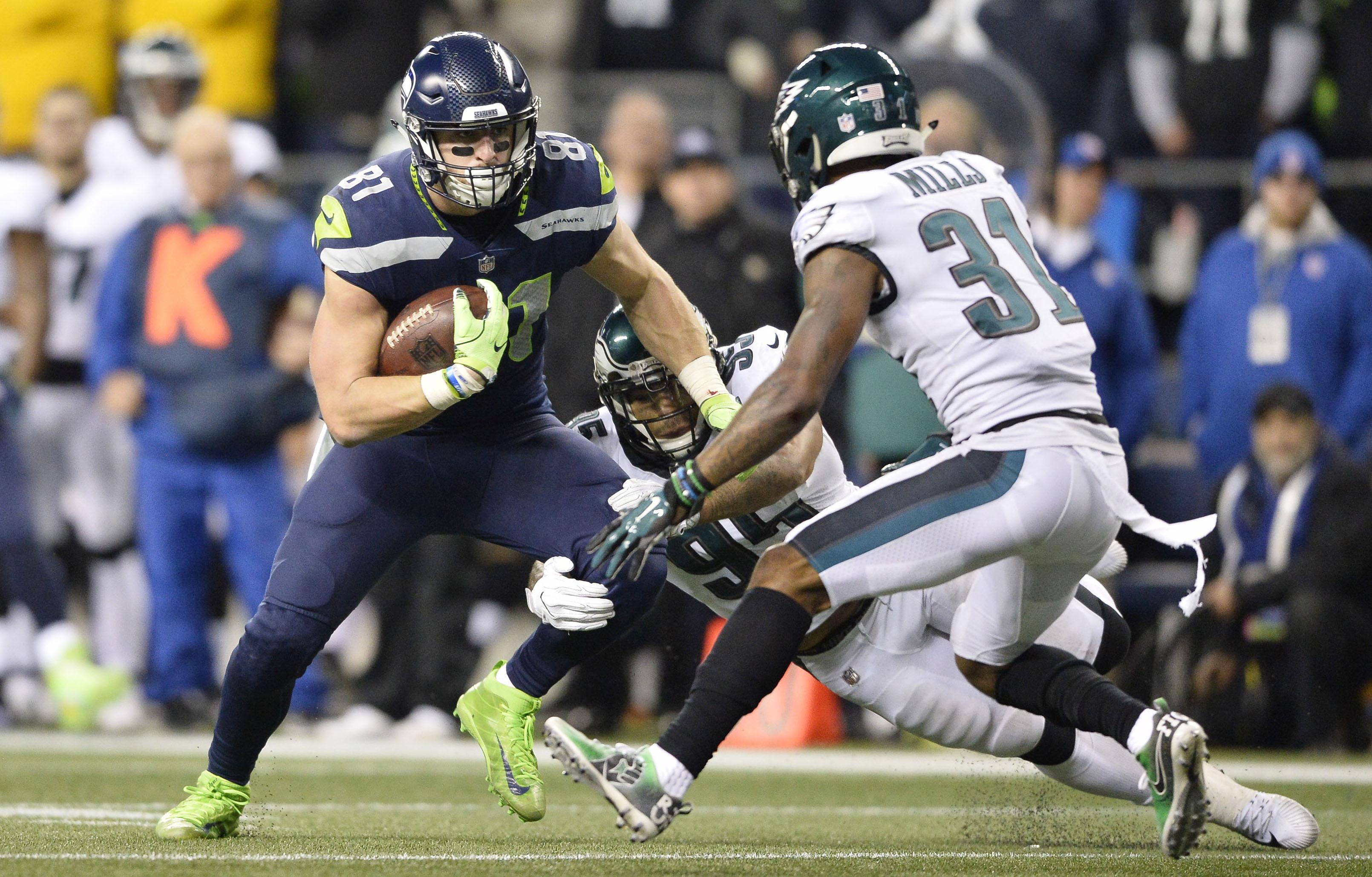 NFL: Philadelphia Eagles at Seattle Seahawks