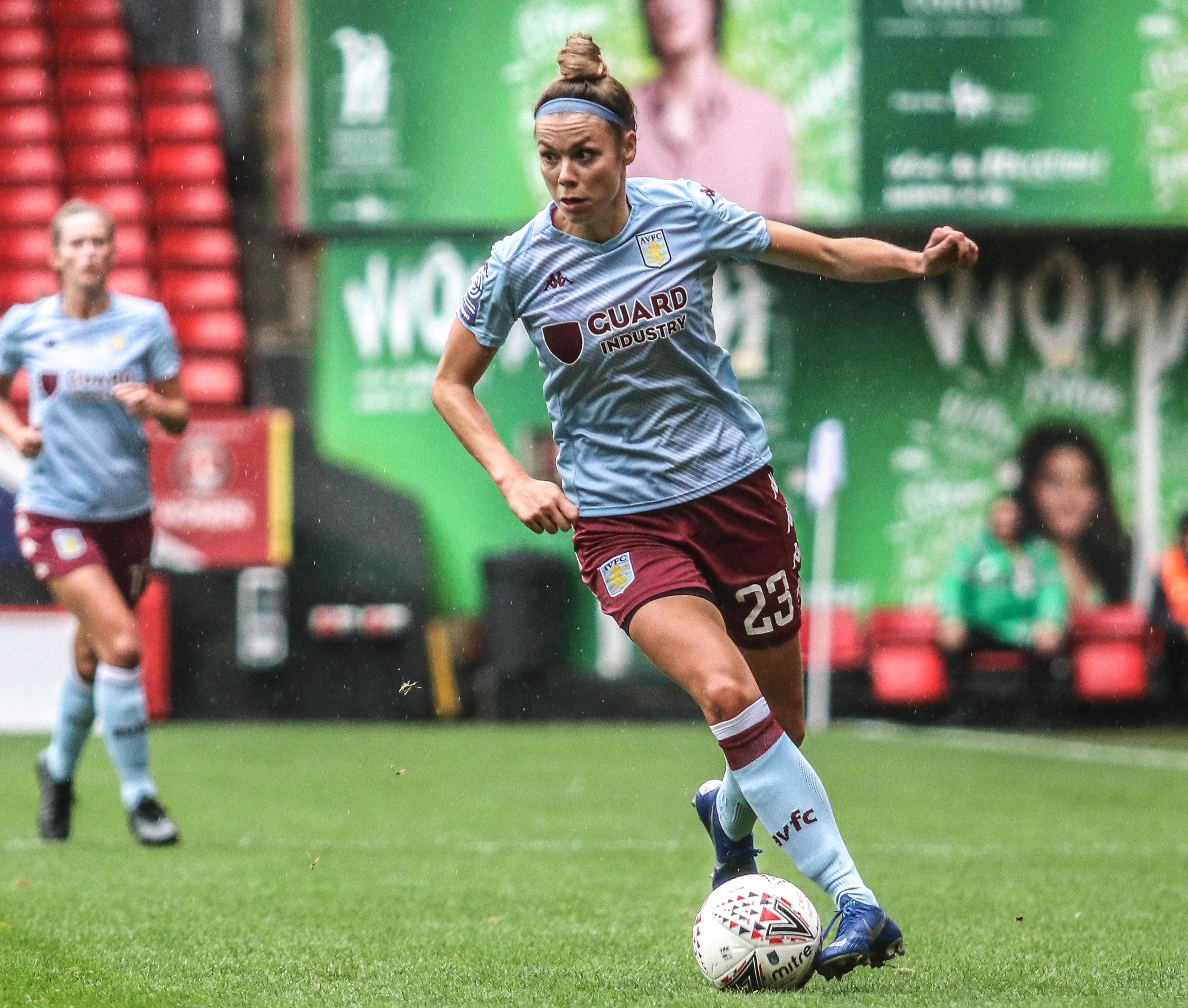 Charlton Athletic v Aston Villa - FA Women's Championship