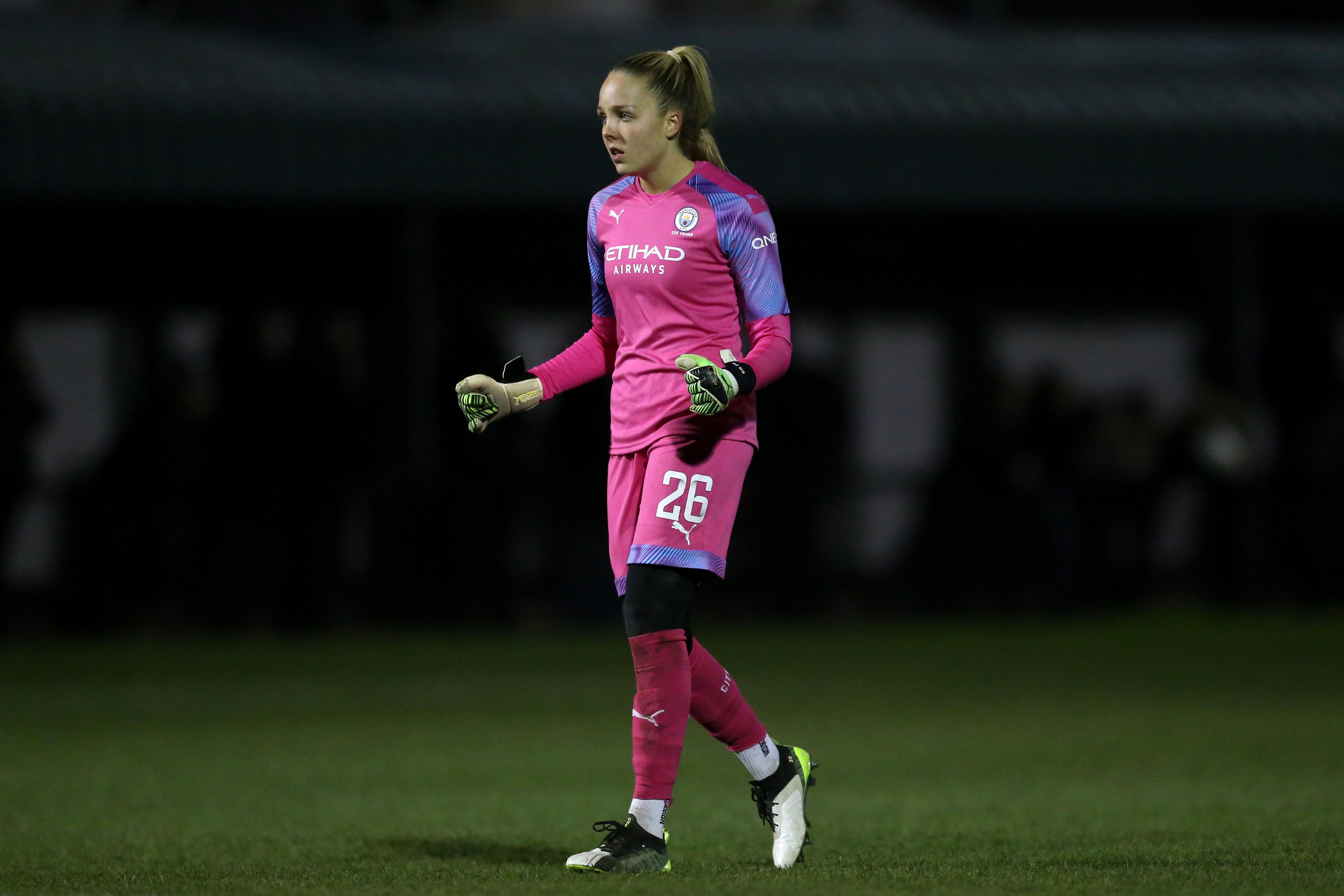 Everton Women v Manchester City Women - FA Women's Continental League Cup