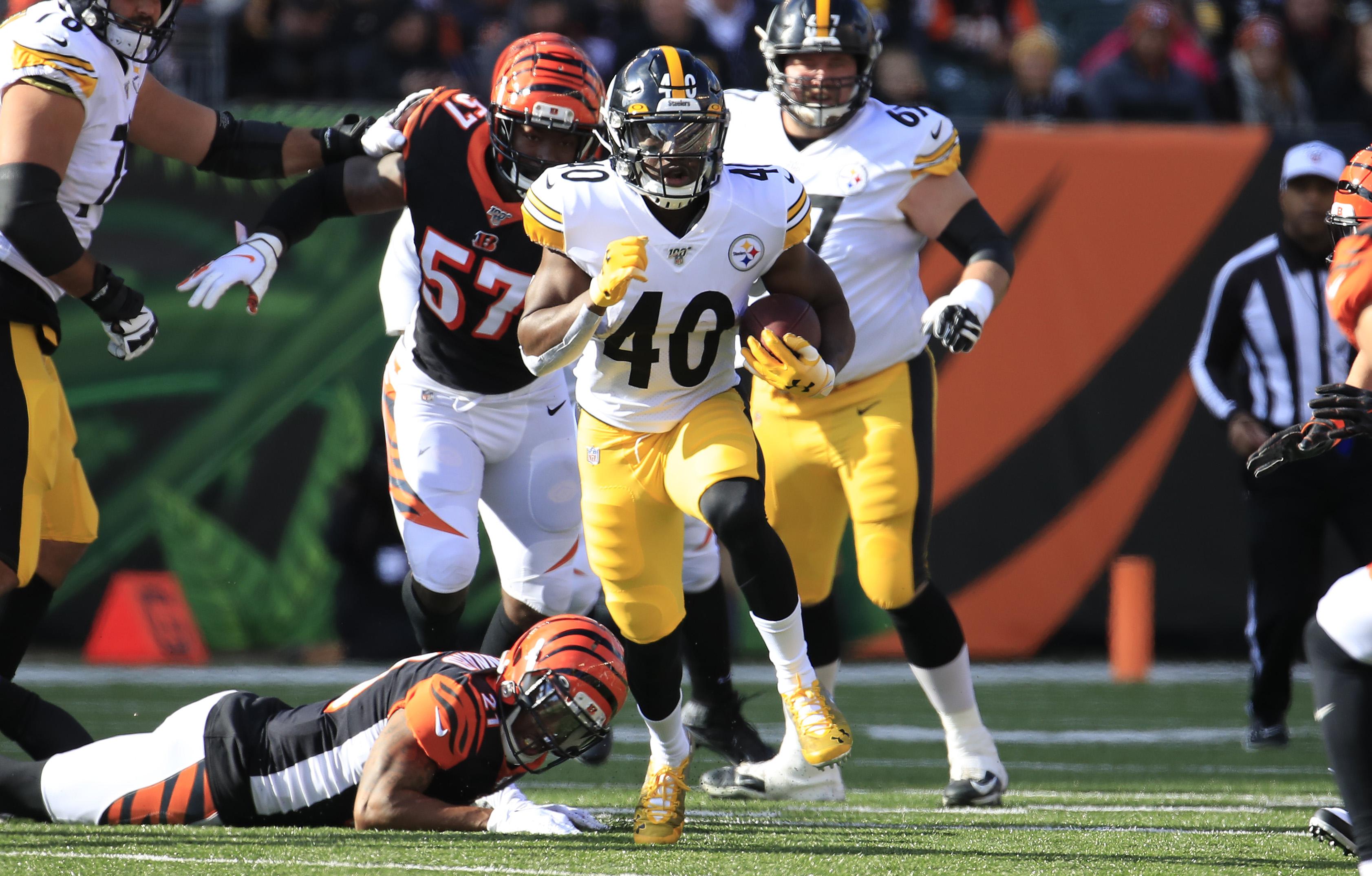 Pittsburgh Steelers vCincinnati Bengals