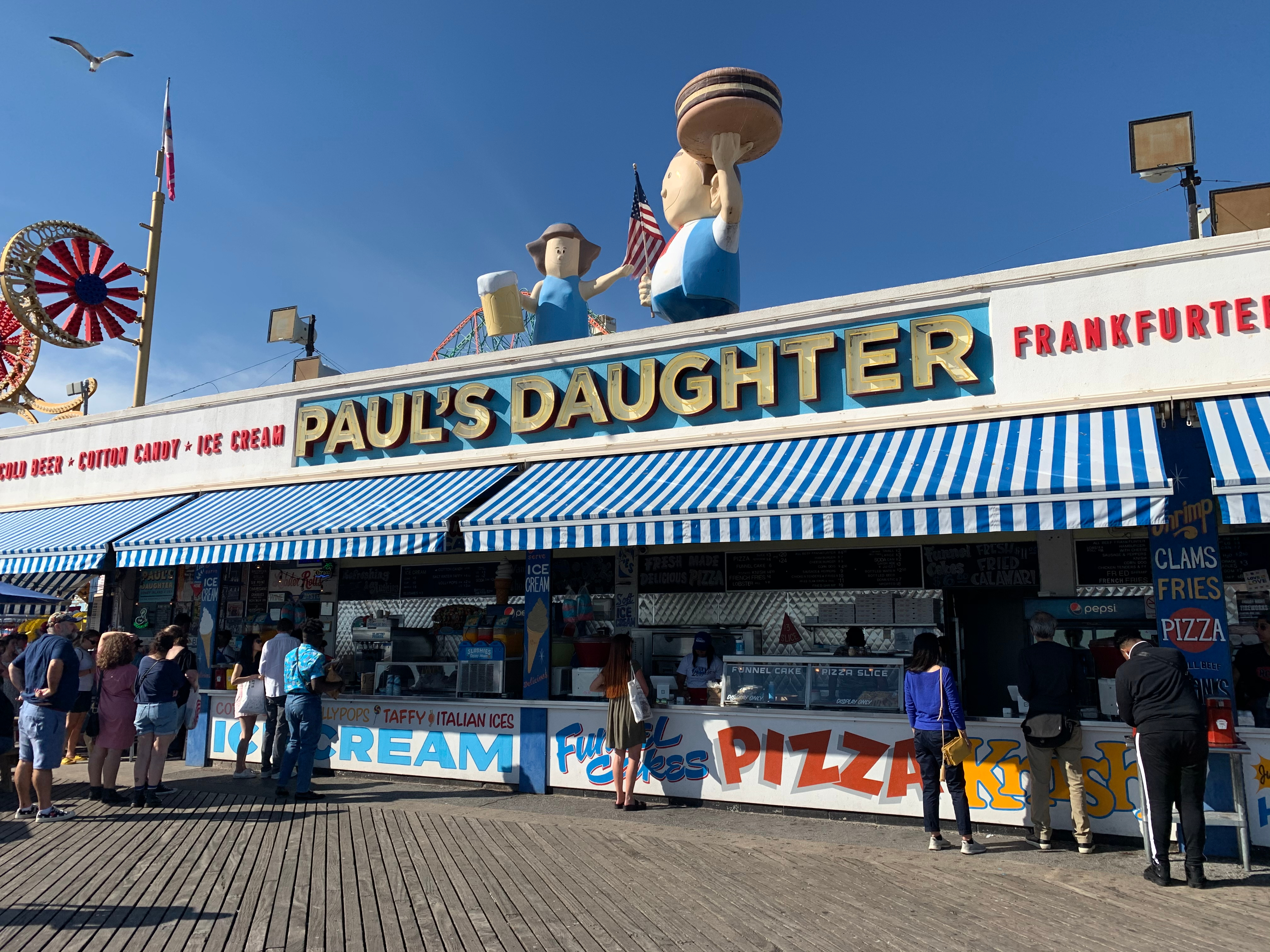 Coney Island businesses fight for the 'soul' of boardwalk