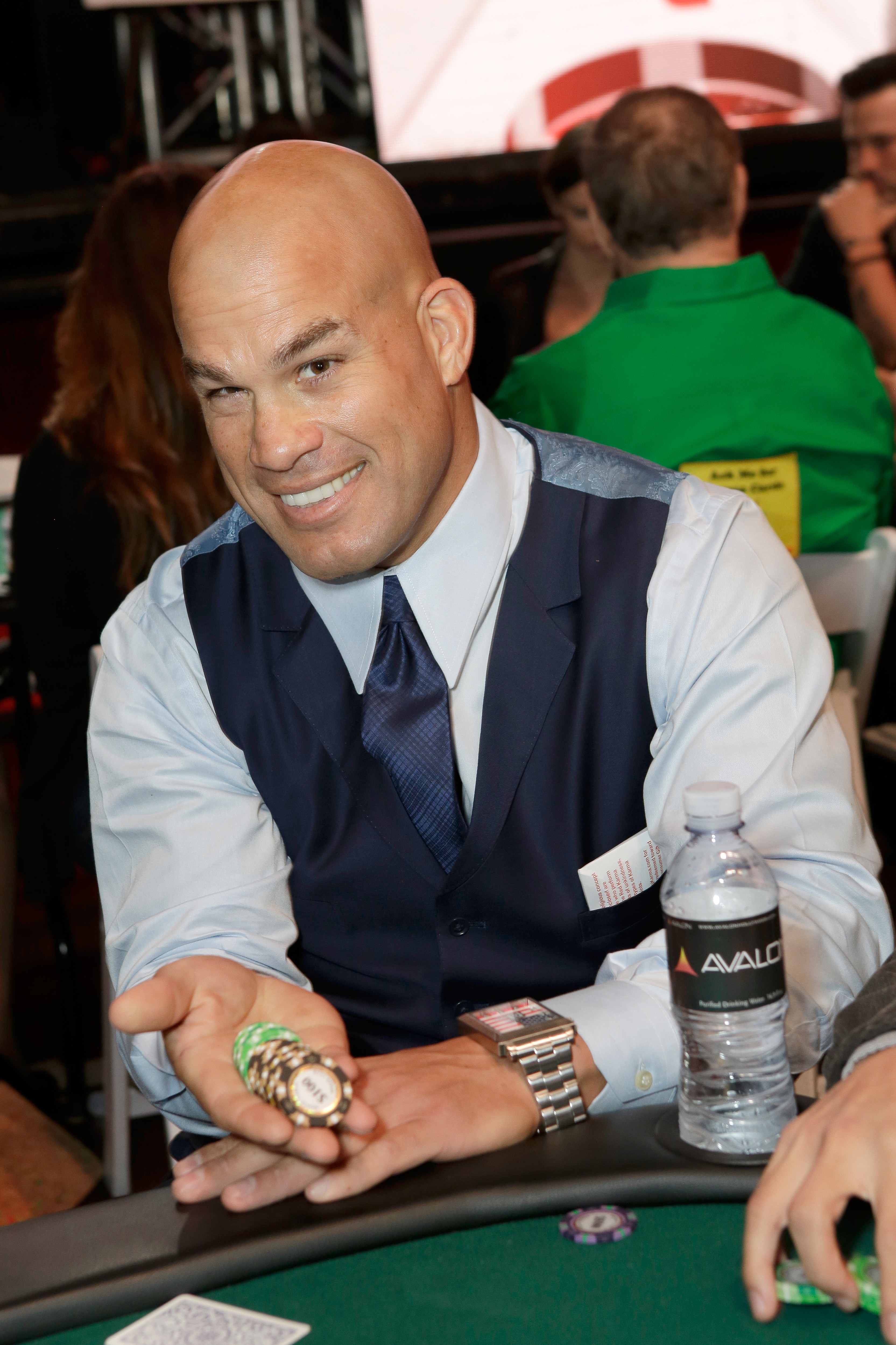 Los Angeles Police Memorial Foundation Celebrity Poker Tournament and Party