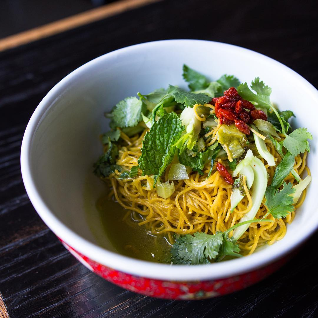 Noodles from Old Thousand