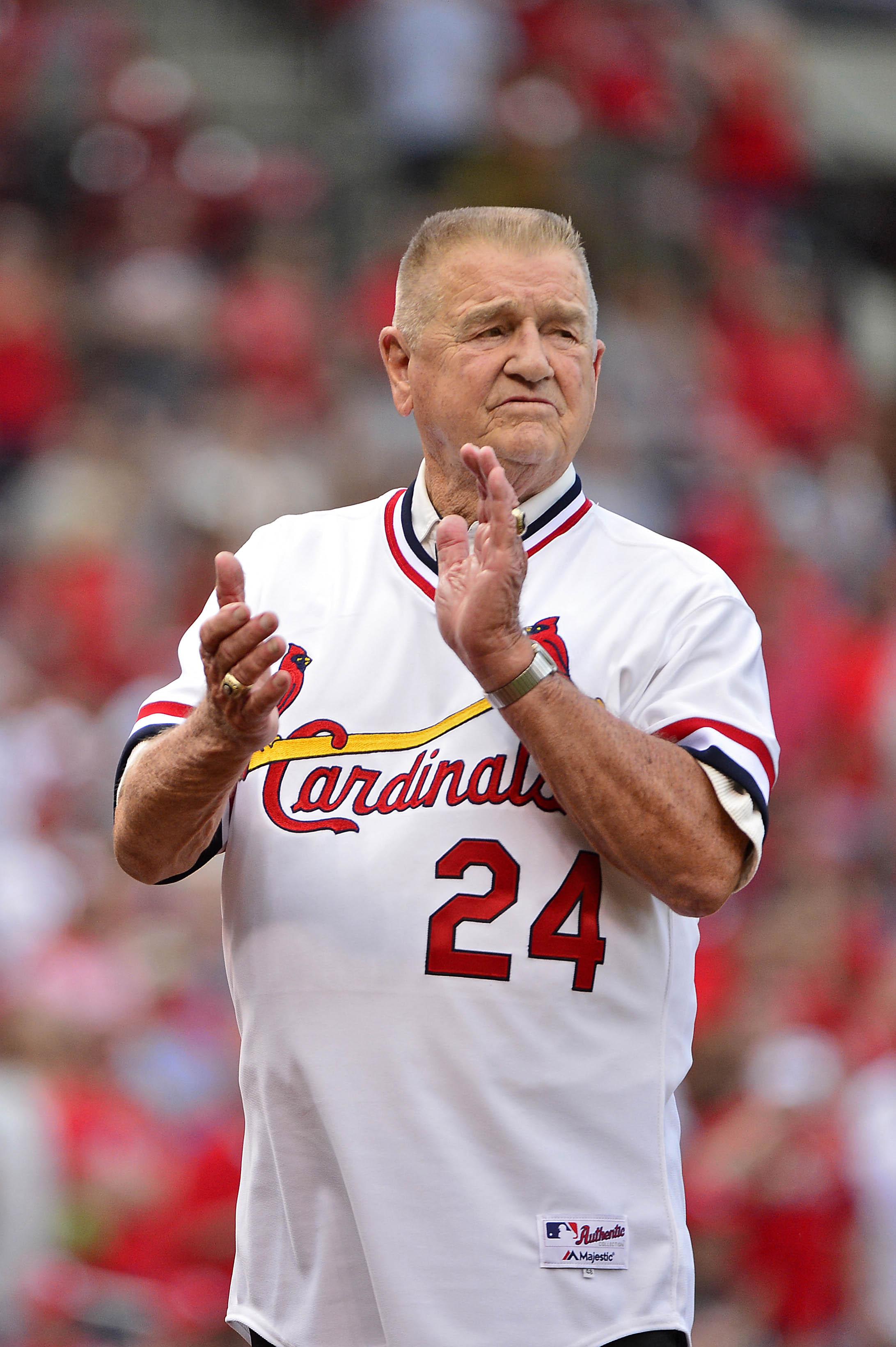 MLB: Atlanta Braves at St. Louis Cardinals