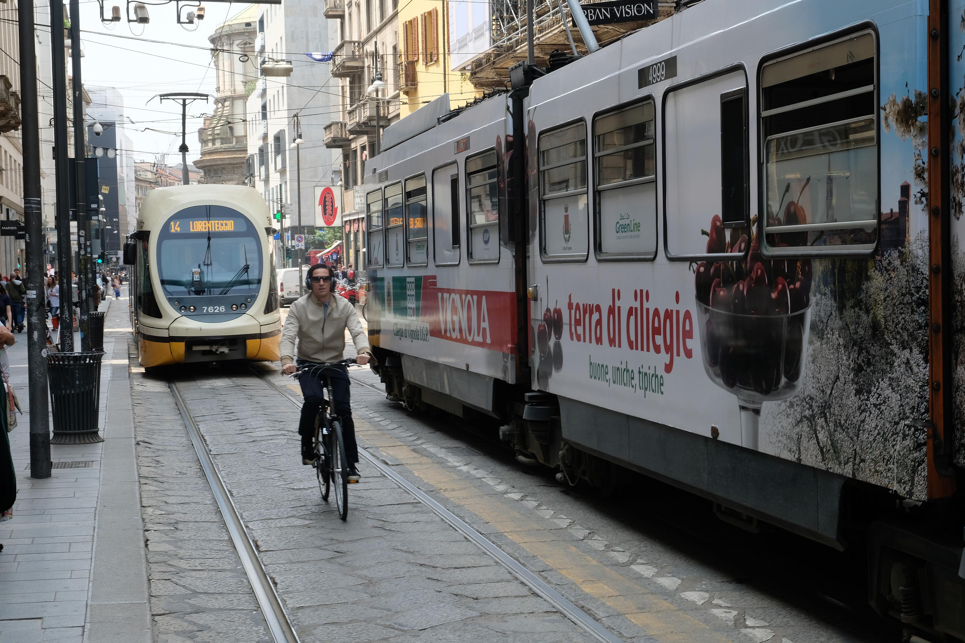 In Milan