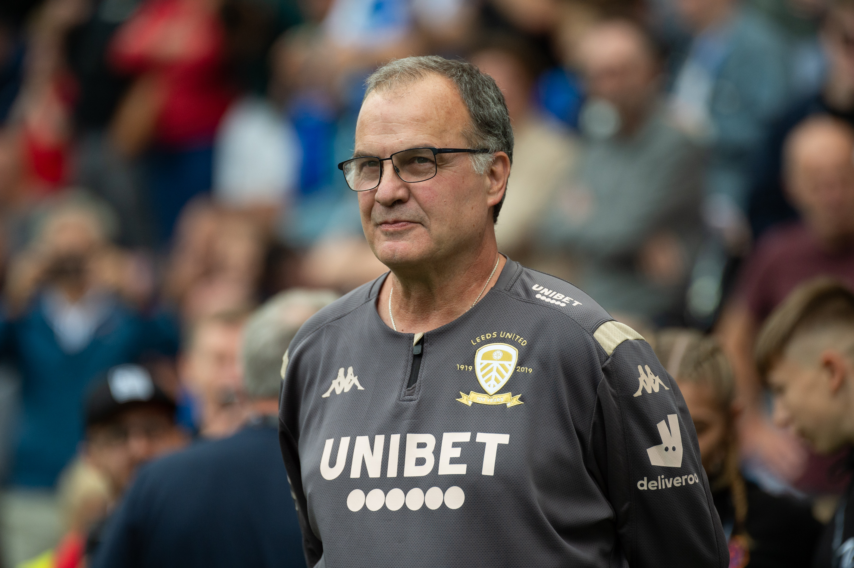 Wigan Athletic v Leeds United - Sky Bet Championship