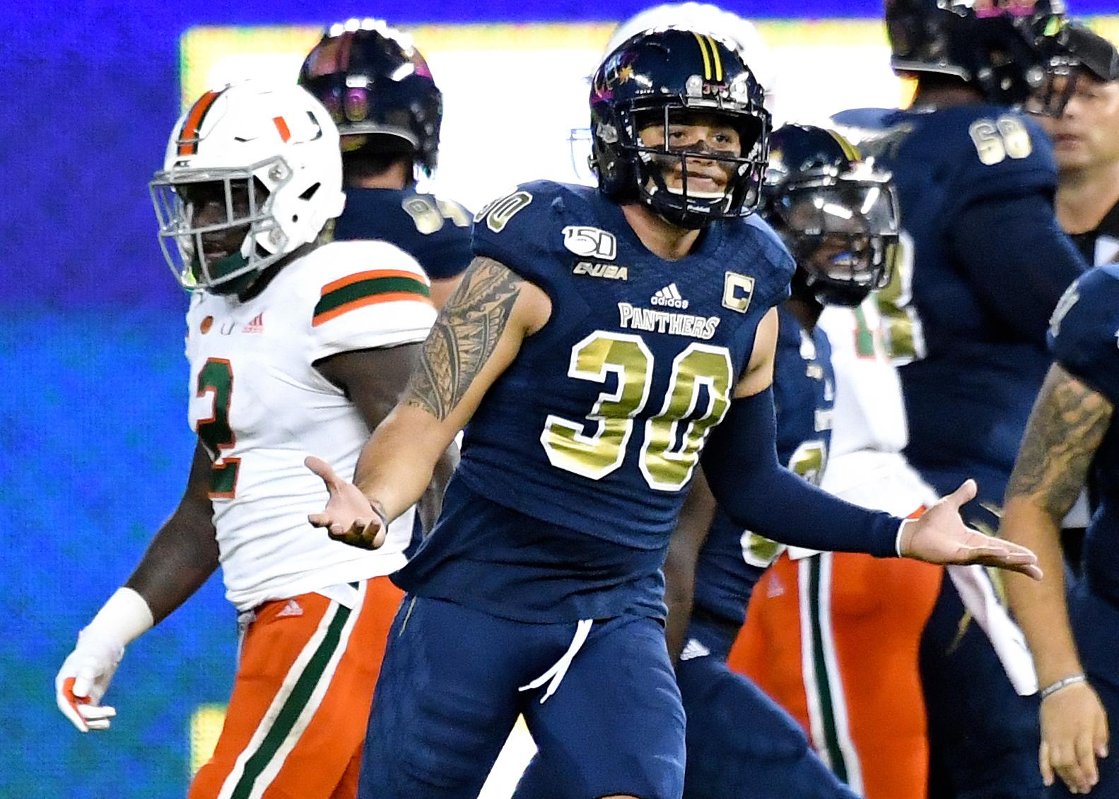 NCAA Football: Miami at Florida International
