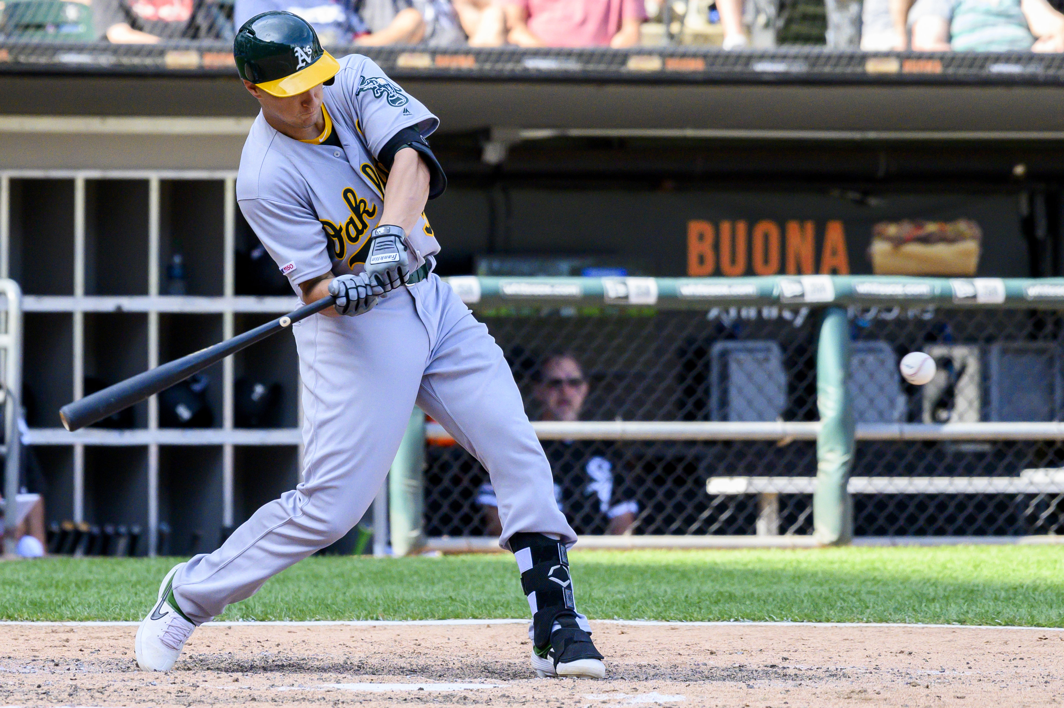 MLB: Oakland Athletics at Chicago White Sox