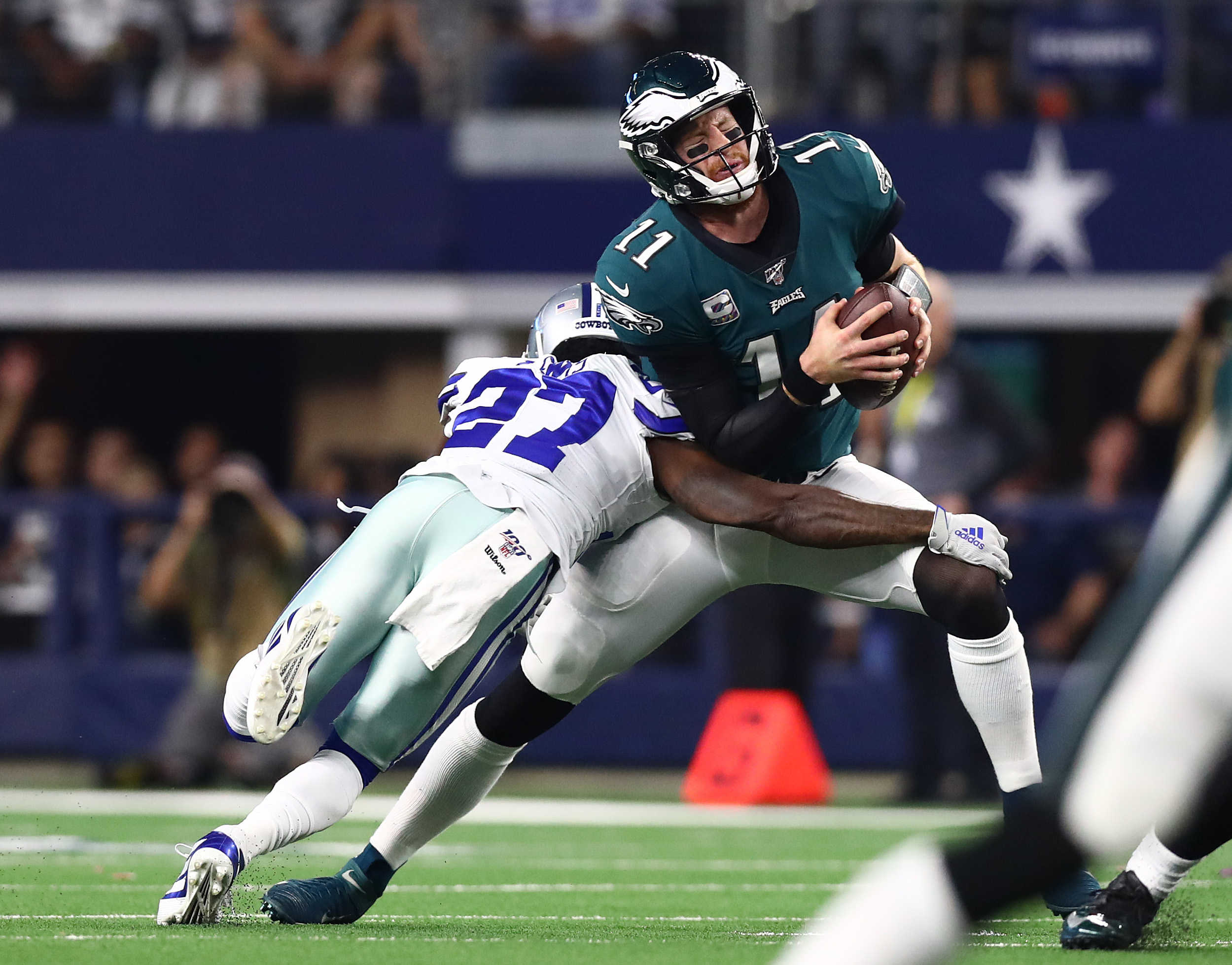 How did Cowboys vs. Eagles become the NFL's weakest playoff race?