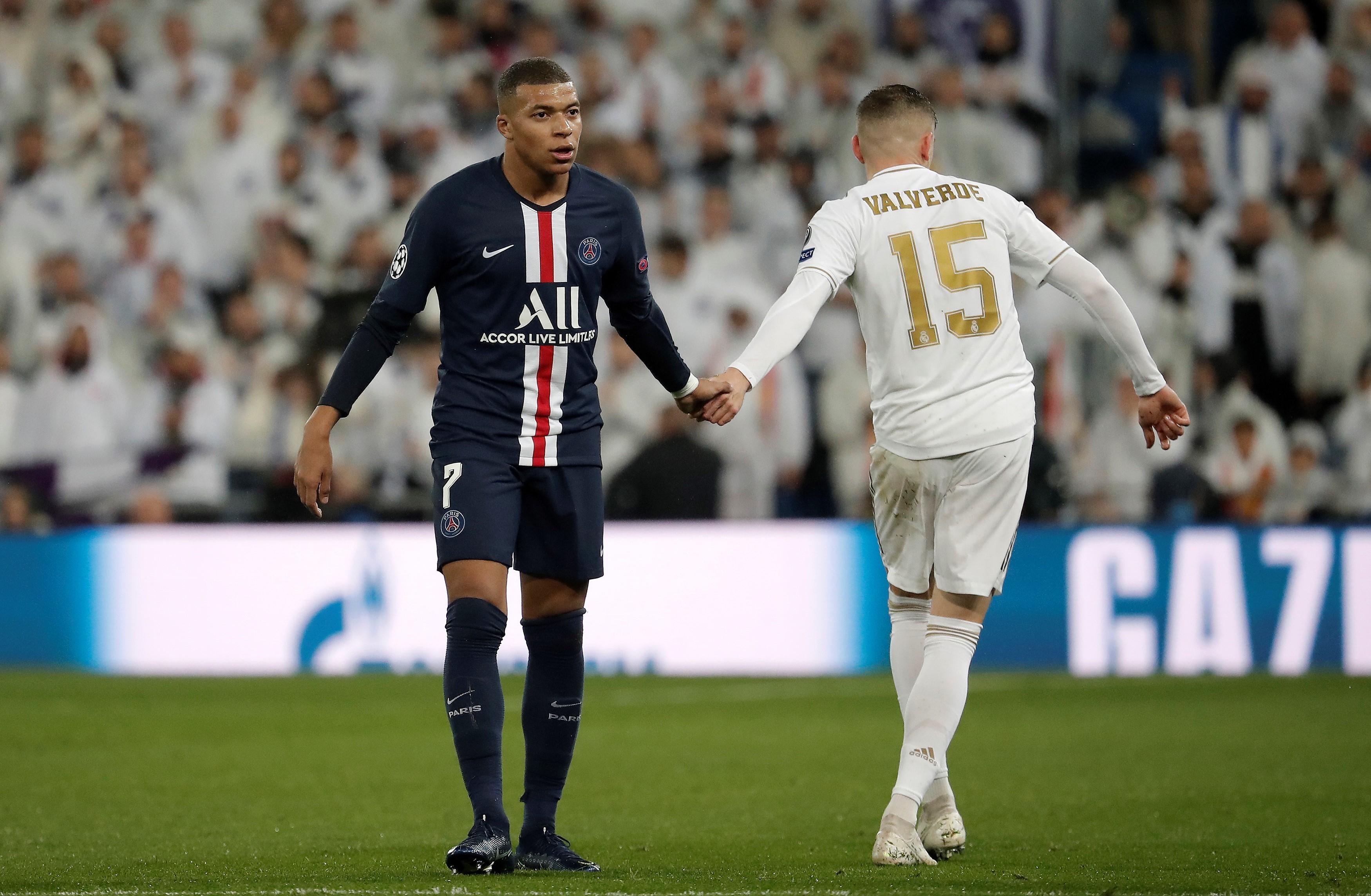 Real Madrid v Paris Saint-Germain - UEFA Champions League