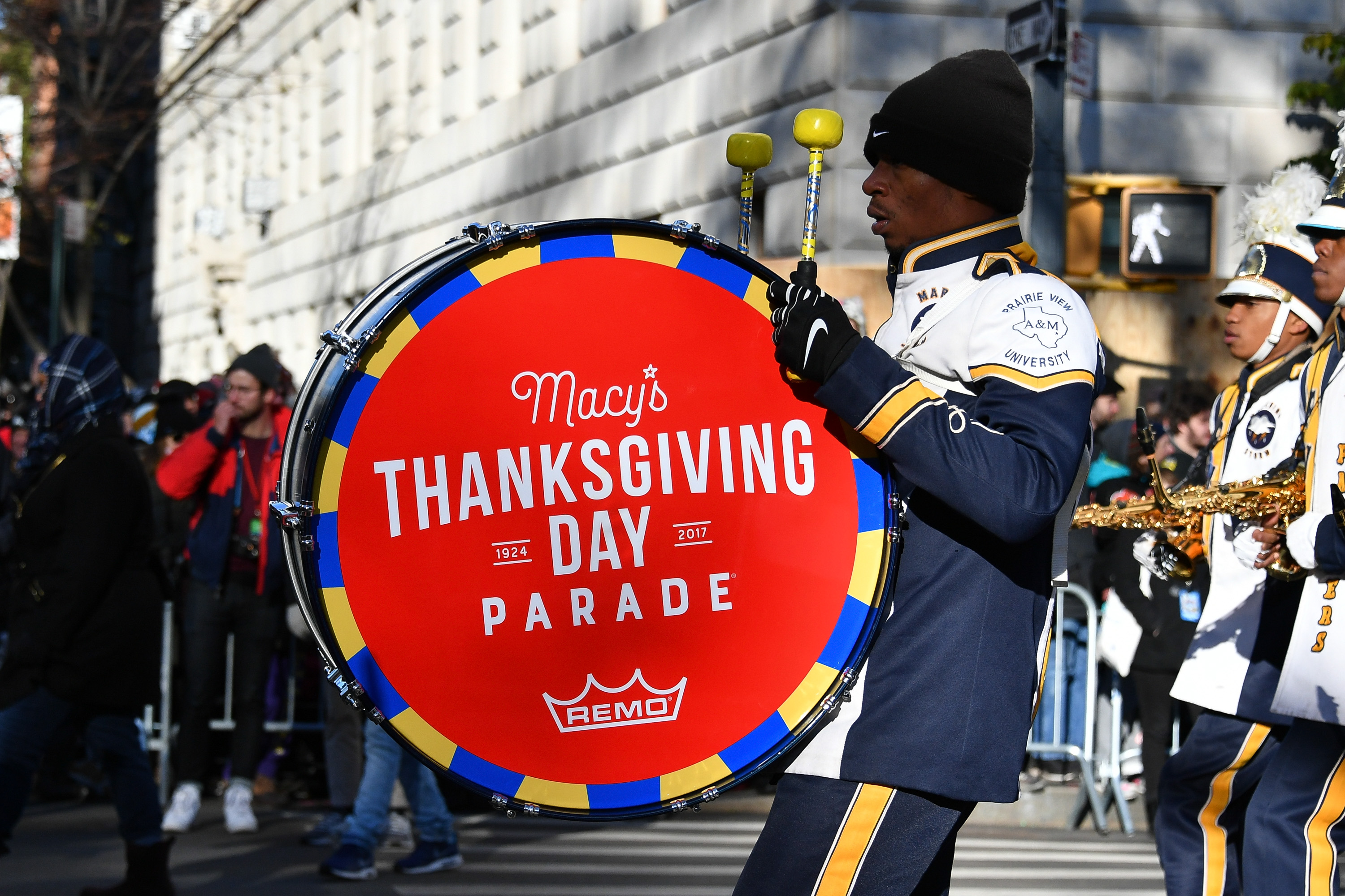 91st Annual Macy's Thanksgiving Day Parade