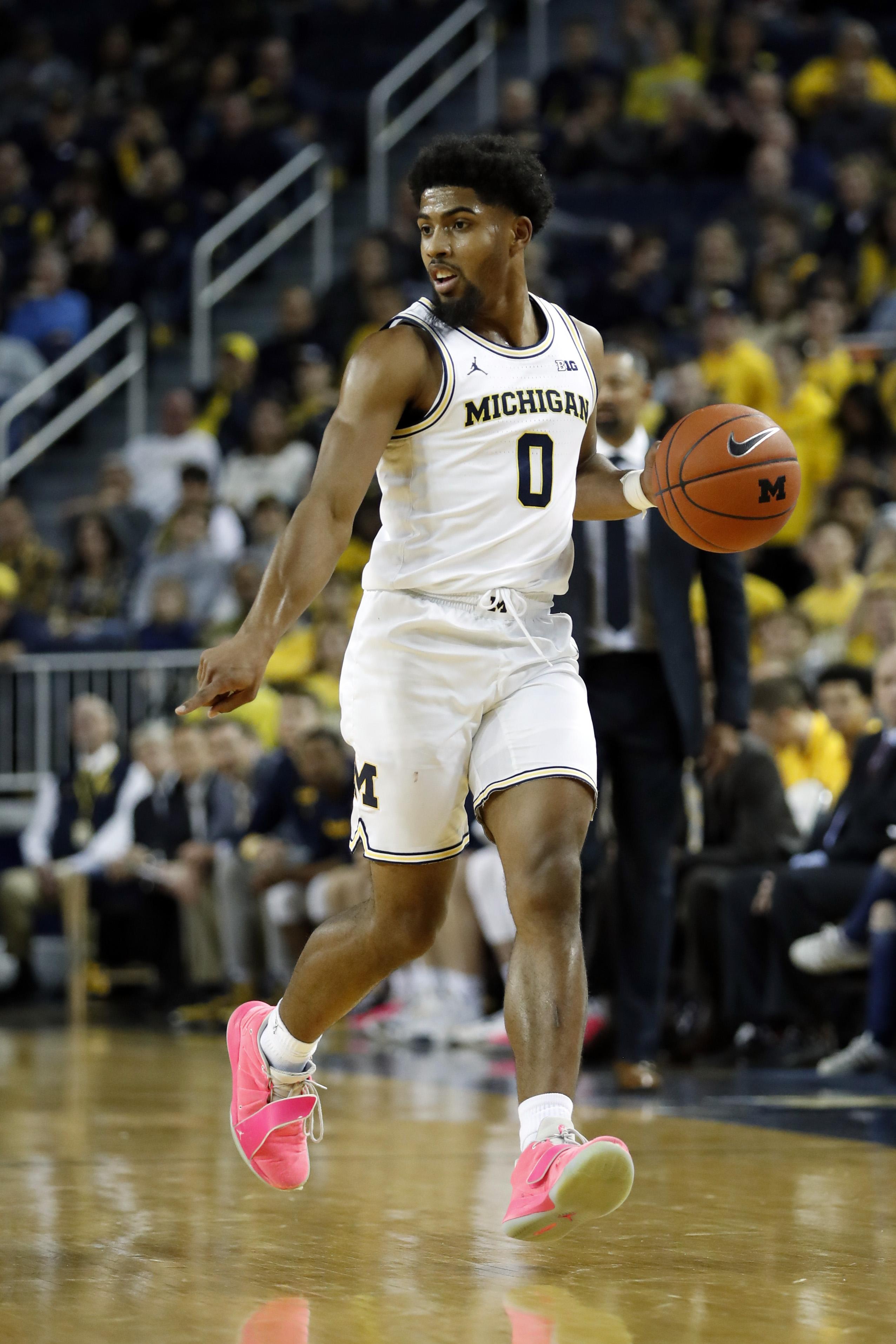 NCAA Basketball: Elon University at Michigan