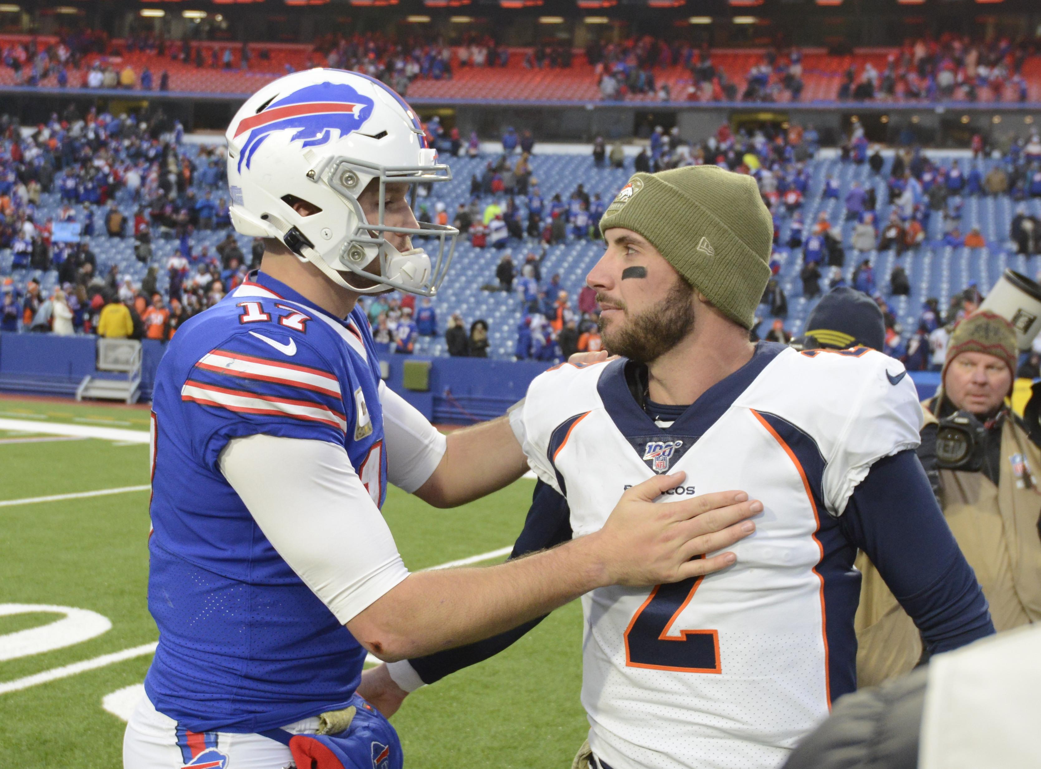 NFL: Denver Broncos at Buffalo Bills