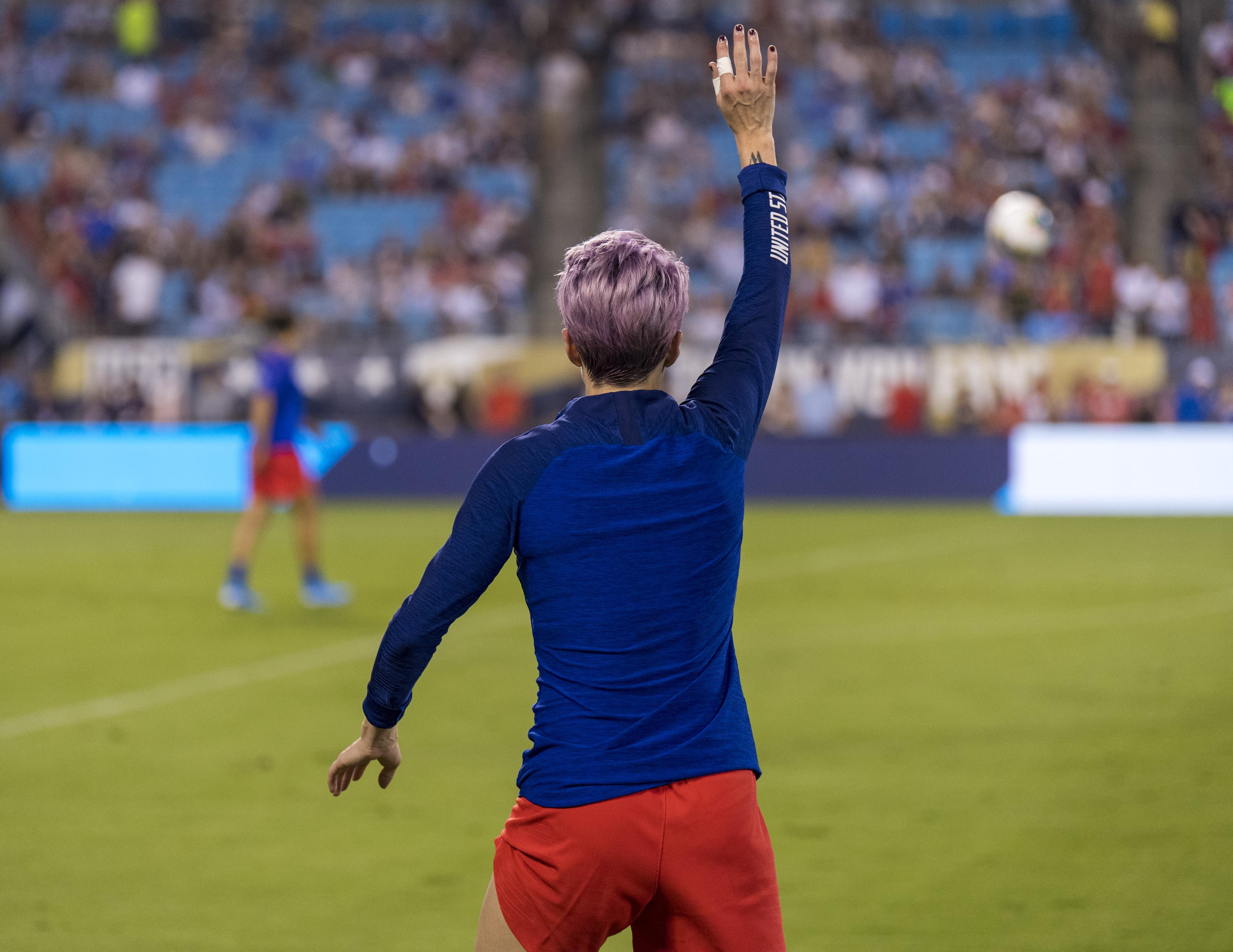 USA v Korea Republic: USWNT Victory Tour Friendly