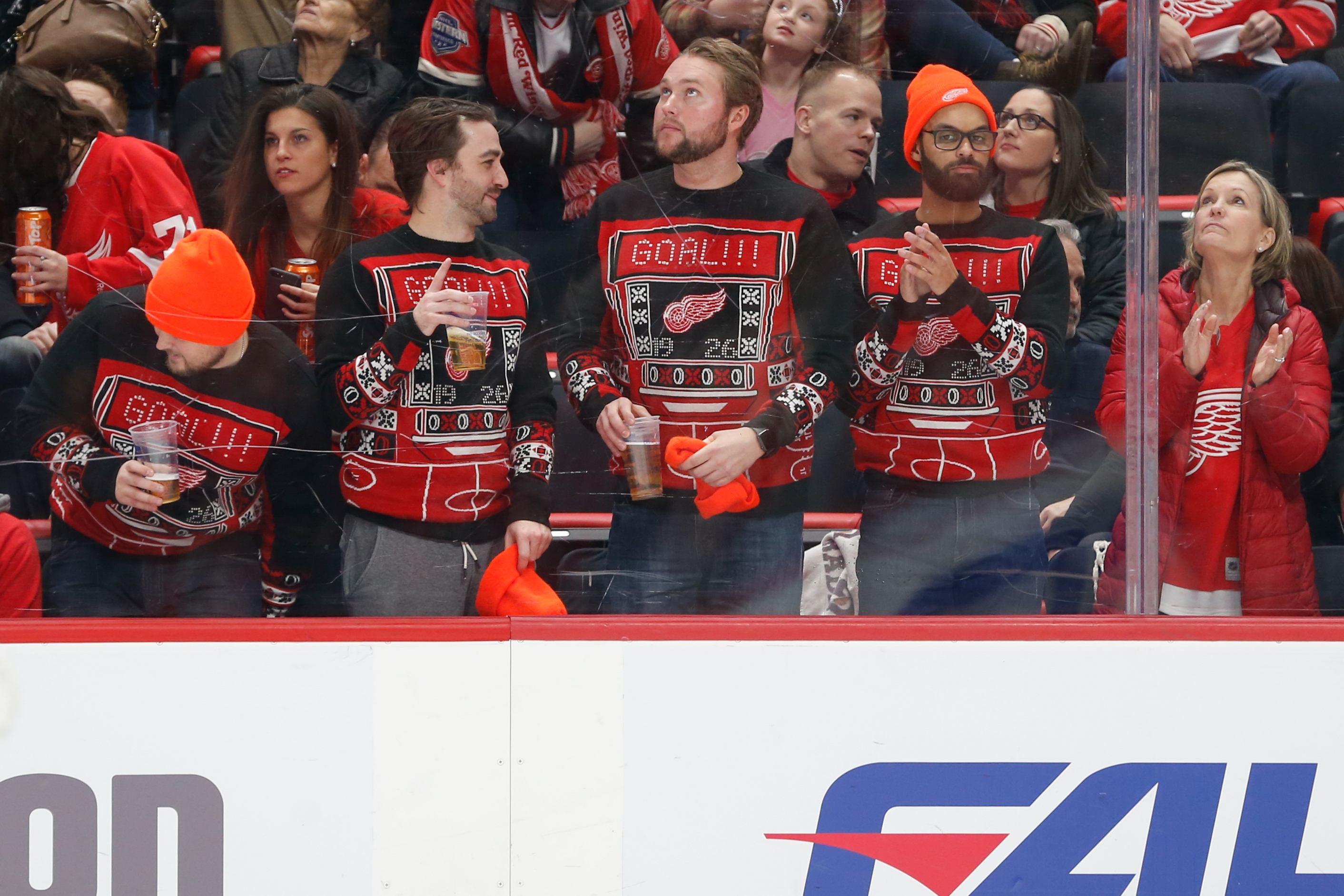 NHL: DEC 22 Panthers at Red Wings