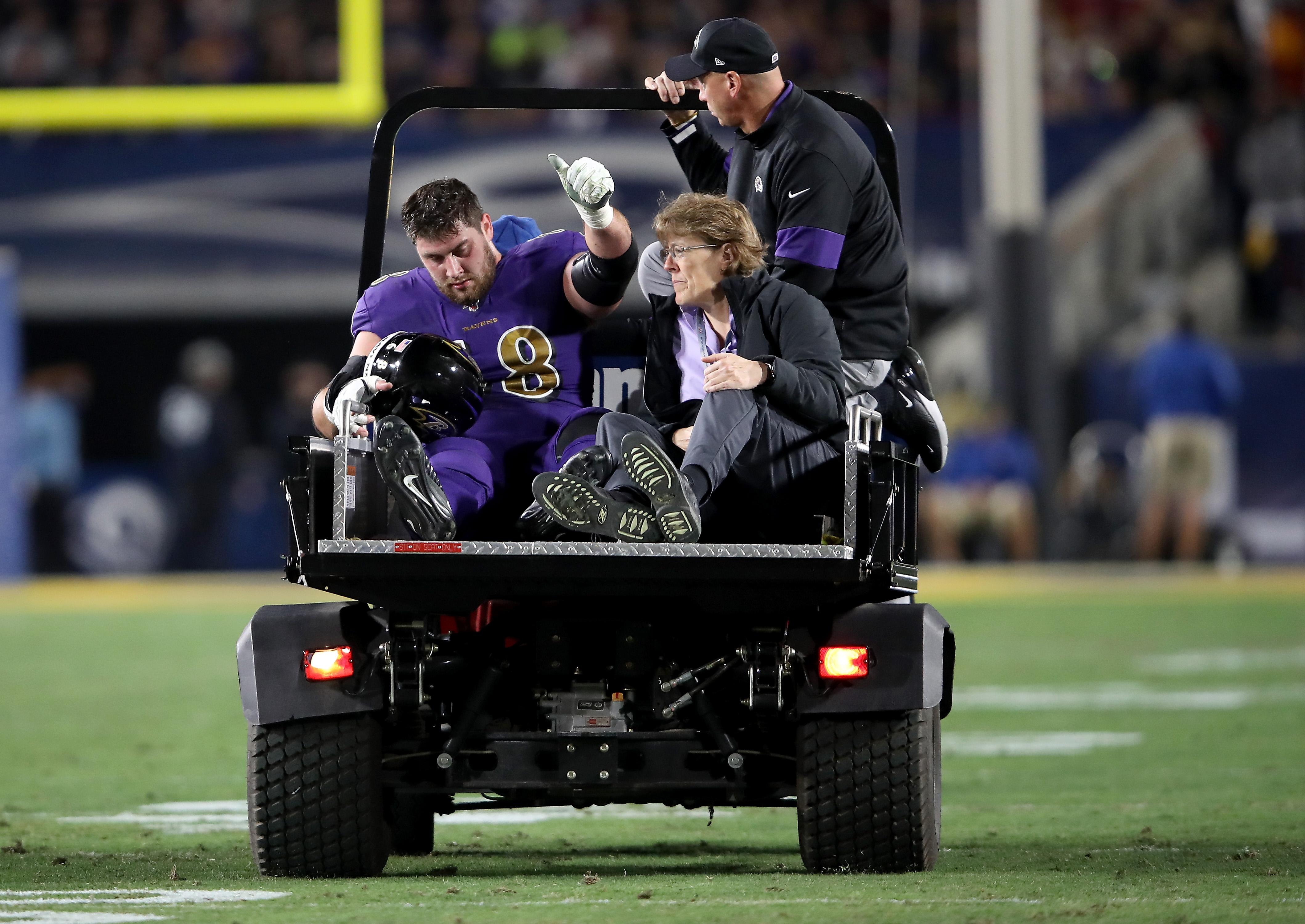 Baltimore Ravens vLos Angeles Rams