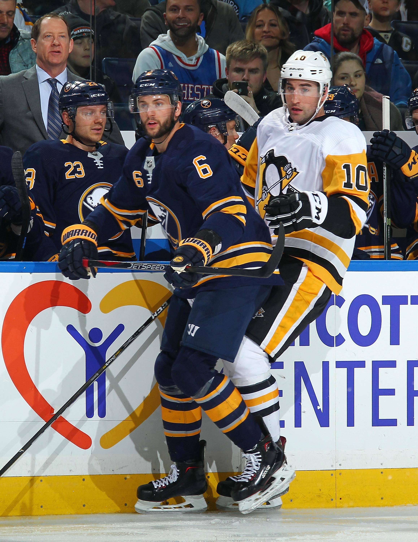 Pittsburgh Penguins v Buffalo Sabres