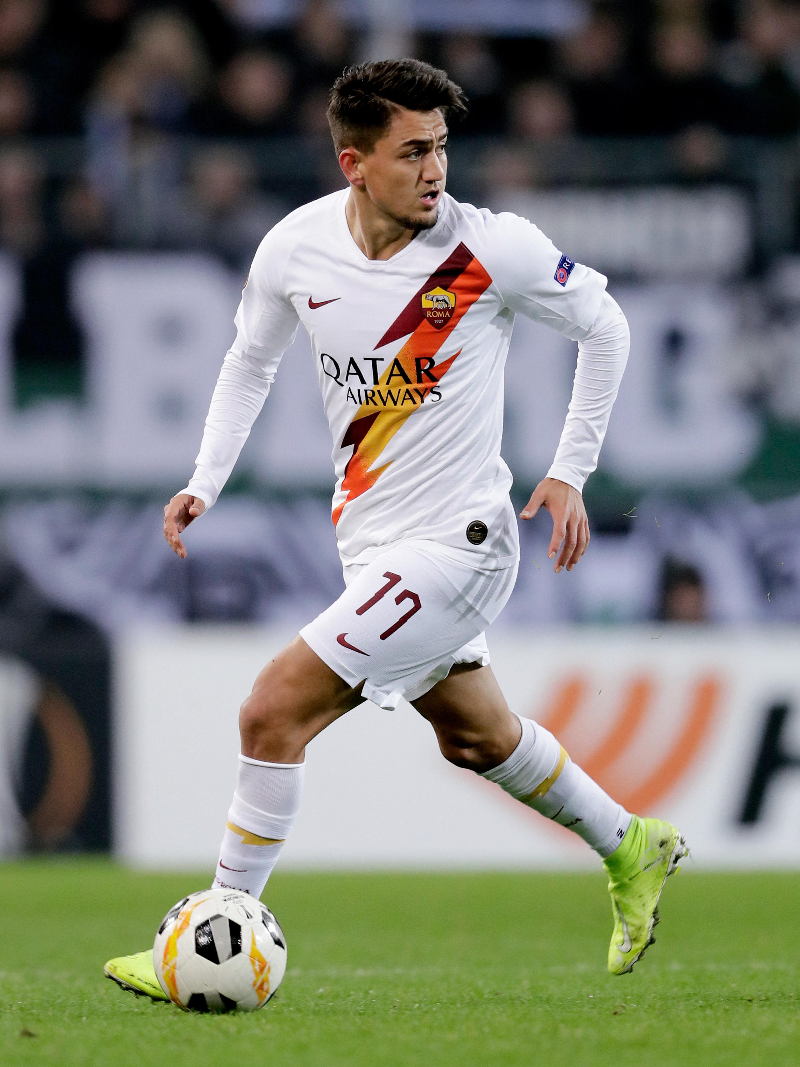 Borussia Monchengladbach v AS Roma - UEFA Europa League