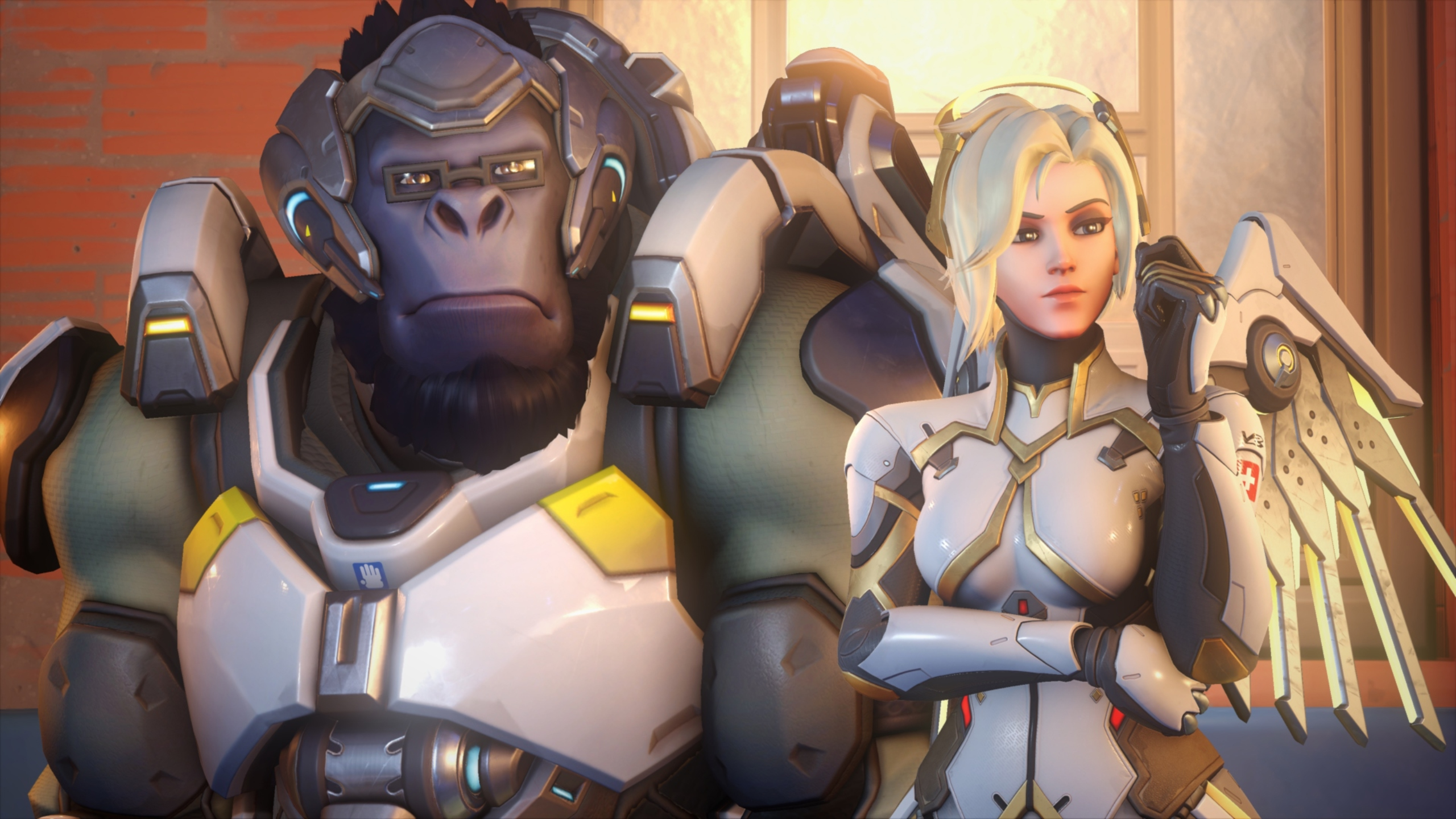 Overwatch 2's story missions are 'a more traditional way' to build the canon