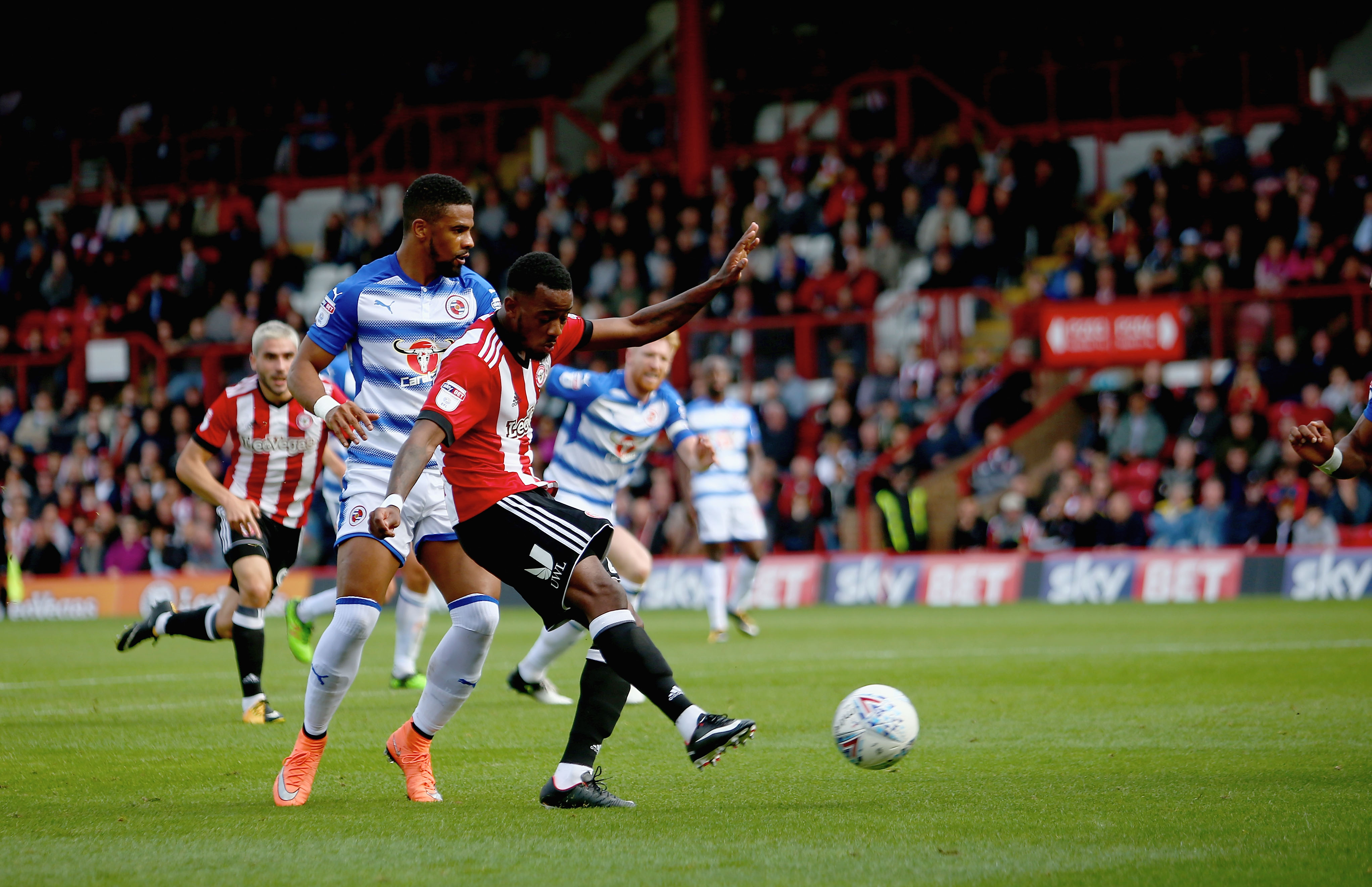 Brentford v Reading - Sky Bet Championship