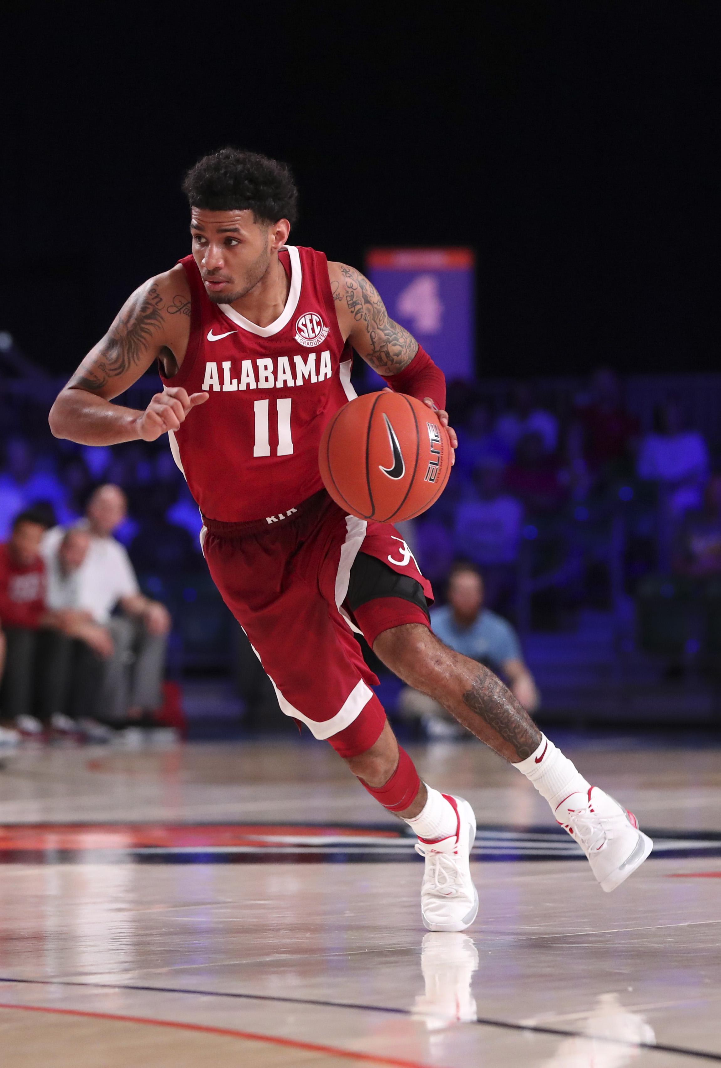 NCAA Basketball: Battle 4 Atlantis-Alabama at North Carolina