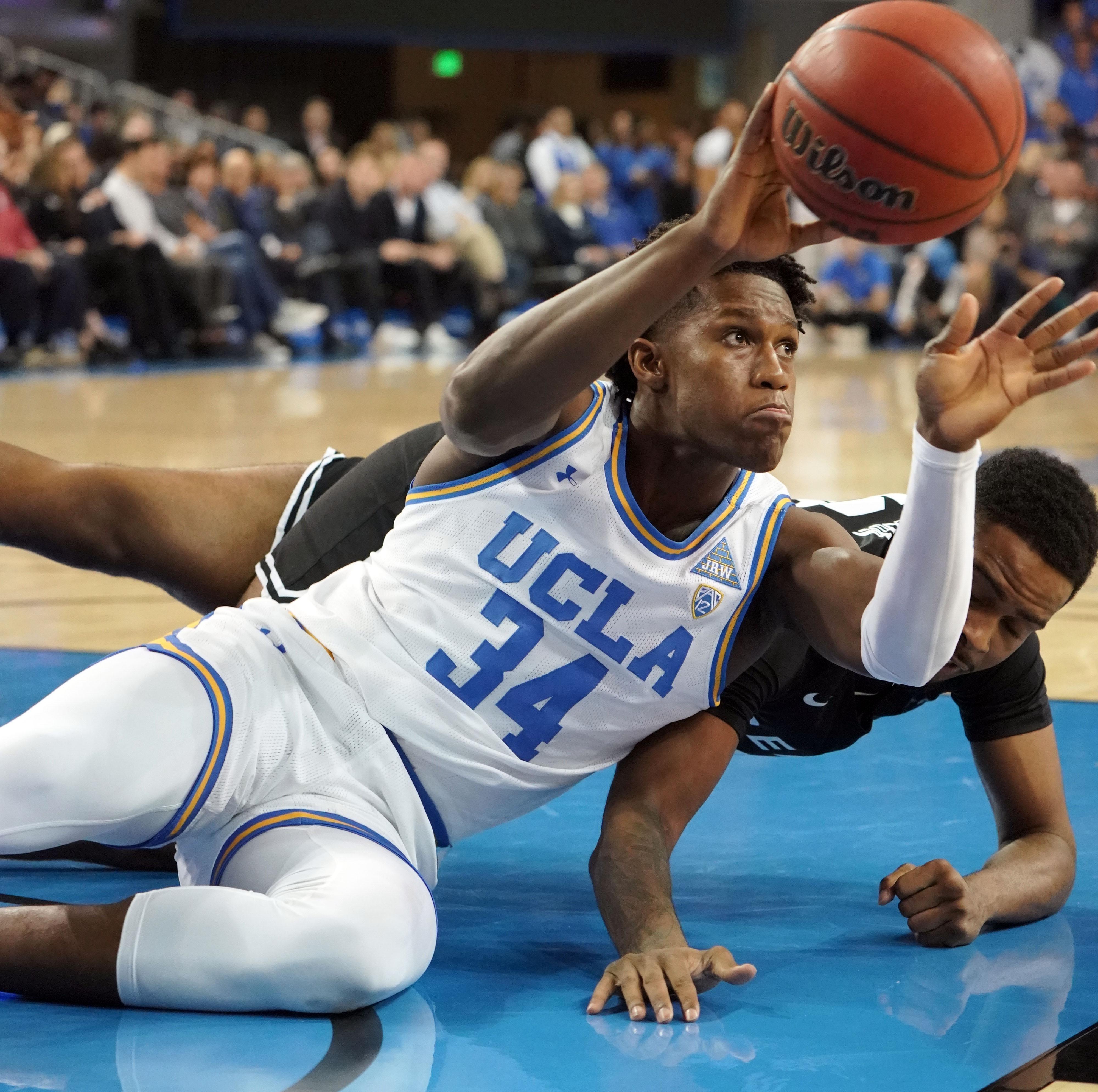 LBSU vs UCLA Mens Basketball