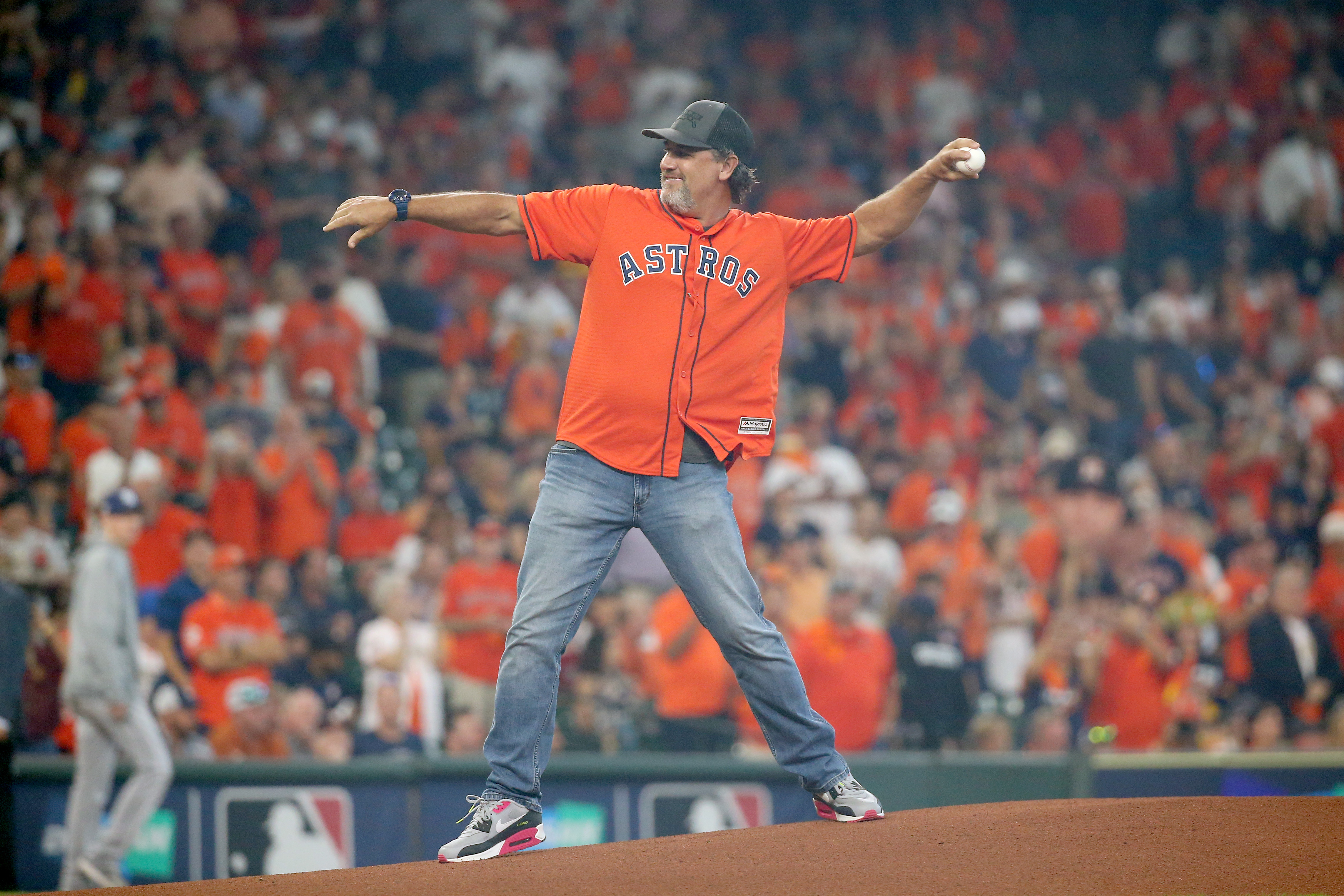 MLB: ALDS-Tampa Bay Rays at Houston Astros