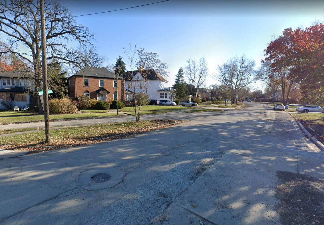 Four vehicle thefts were reported in Morgan Park in November, 2019 including one in the 2100 block of West 110th Place.