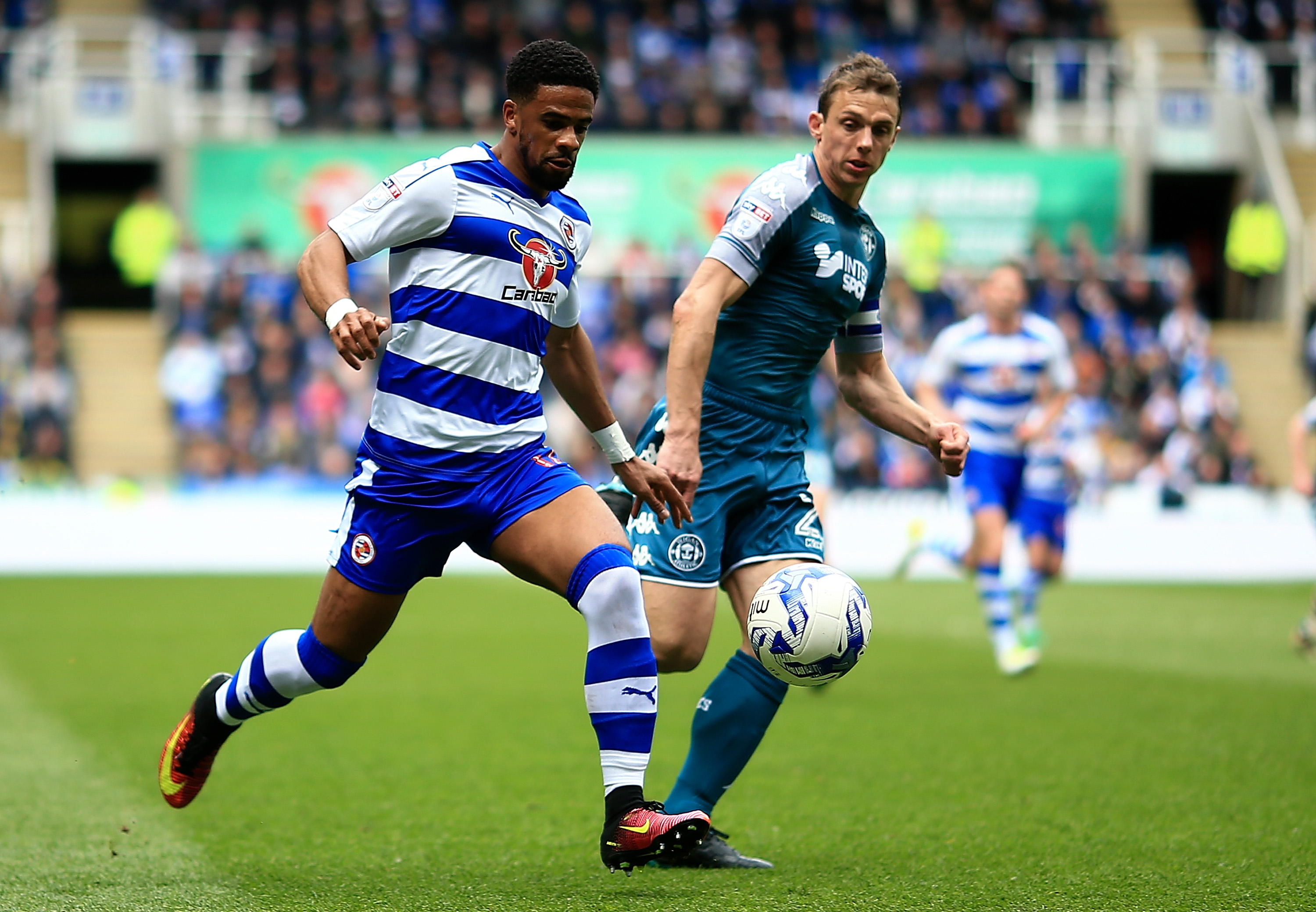 Reading v Wigan Athletic - Sky Bet Championship