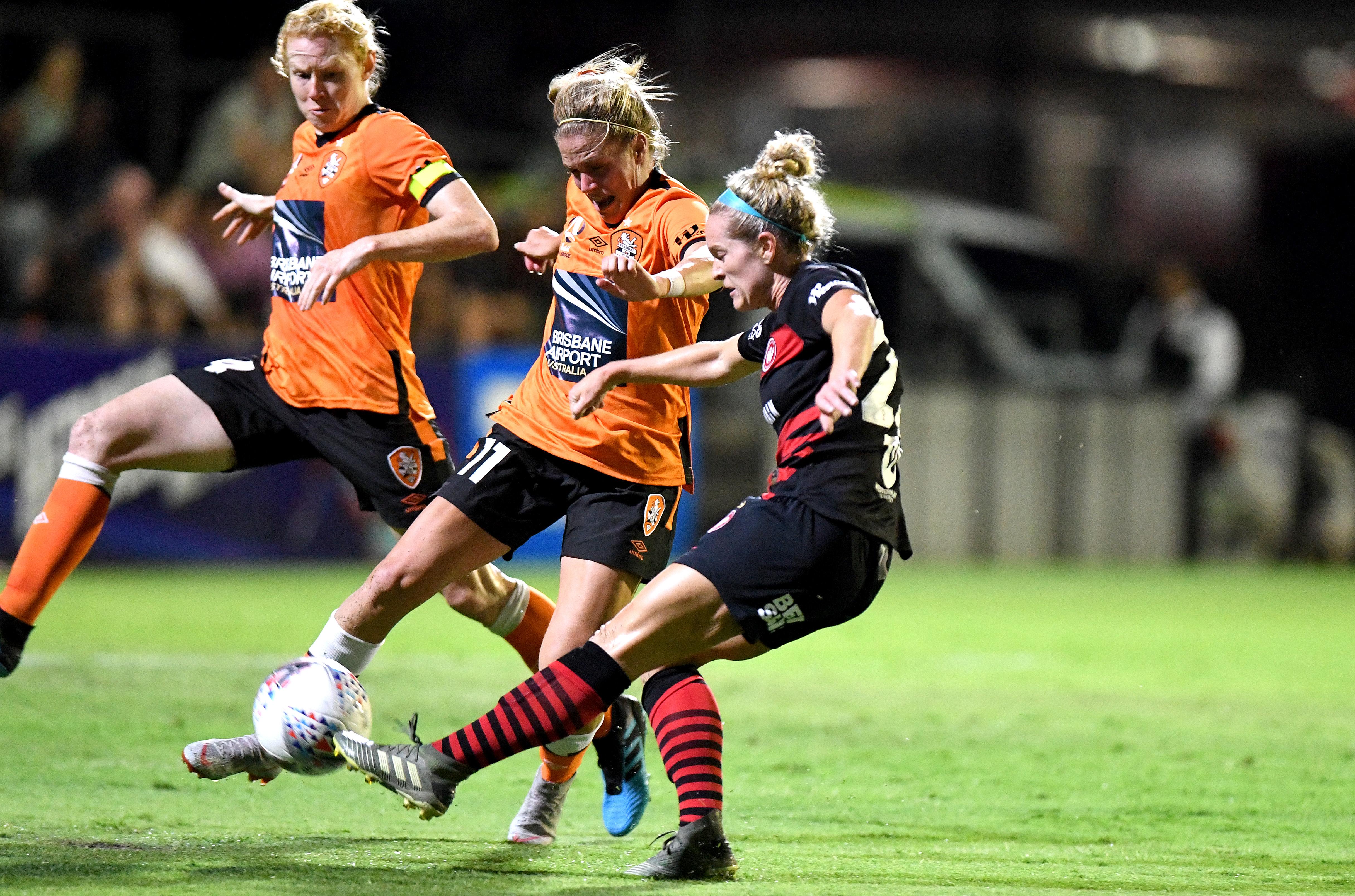 W-League Rd 3 - Brisbane v Western Sydney