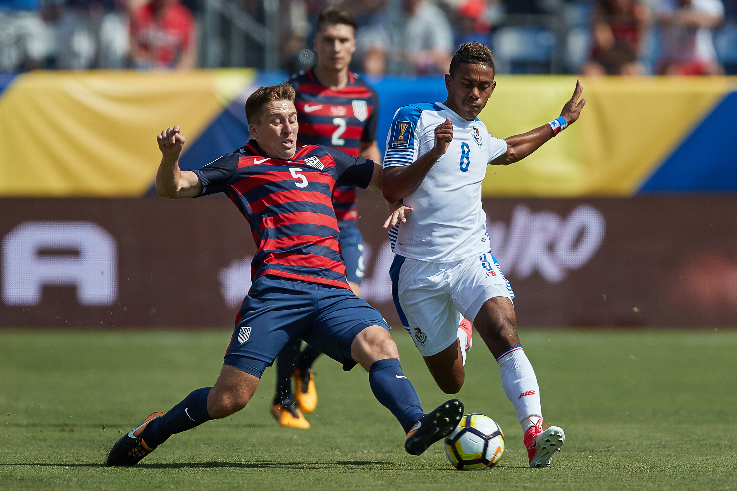 SOCCER: JUL 08 CONCACAF Gold Cup Group B - United States v Panama