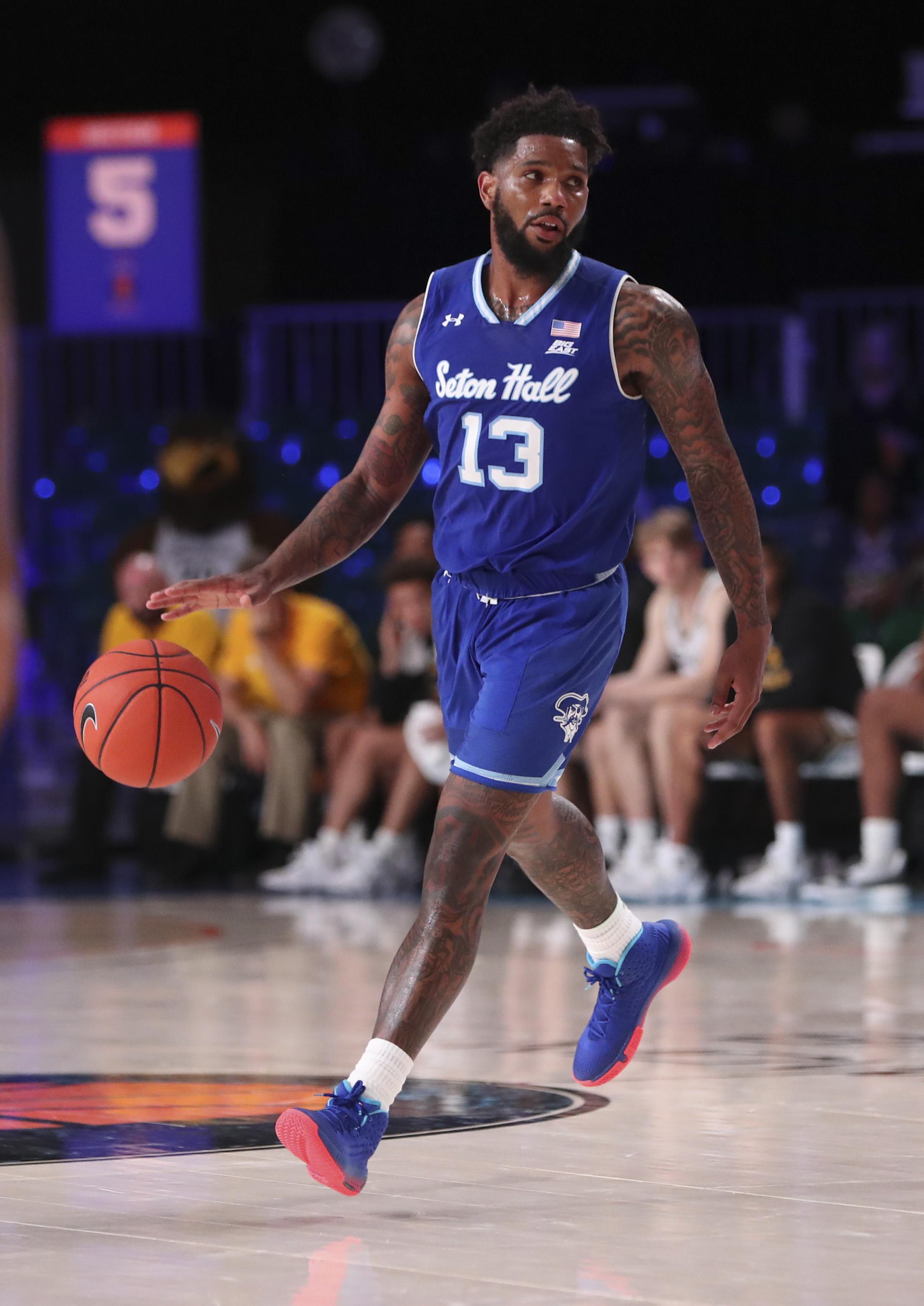 NCAA Basketball: Battle 4 Atlantis-Seton Hall at Southern Miss