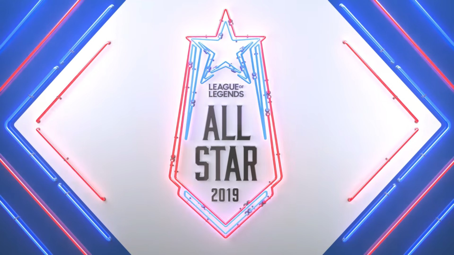 The 2019 All-Star event logo
