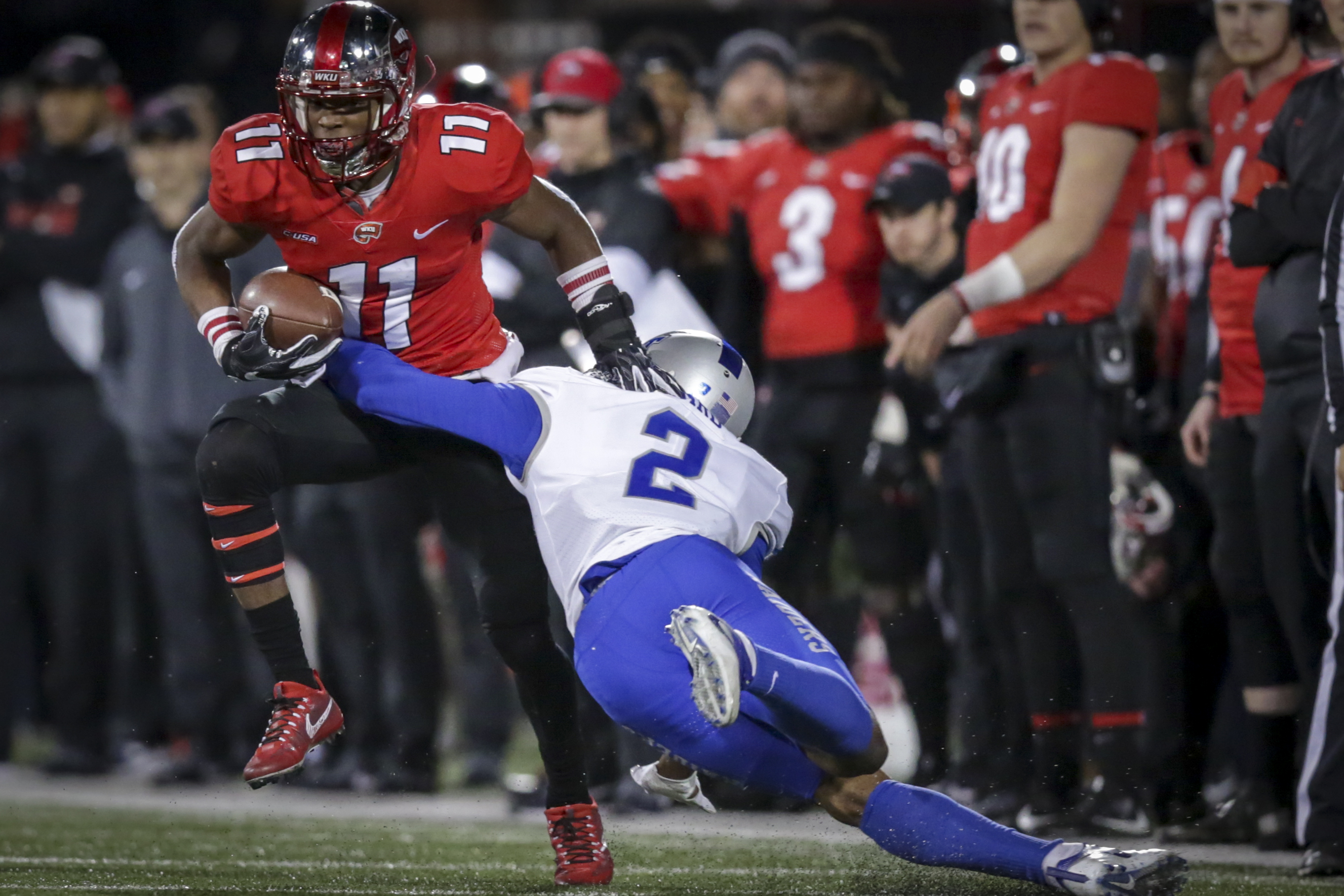Middle Tennessee v Western Kentucky