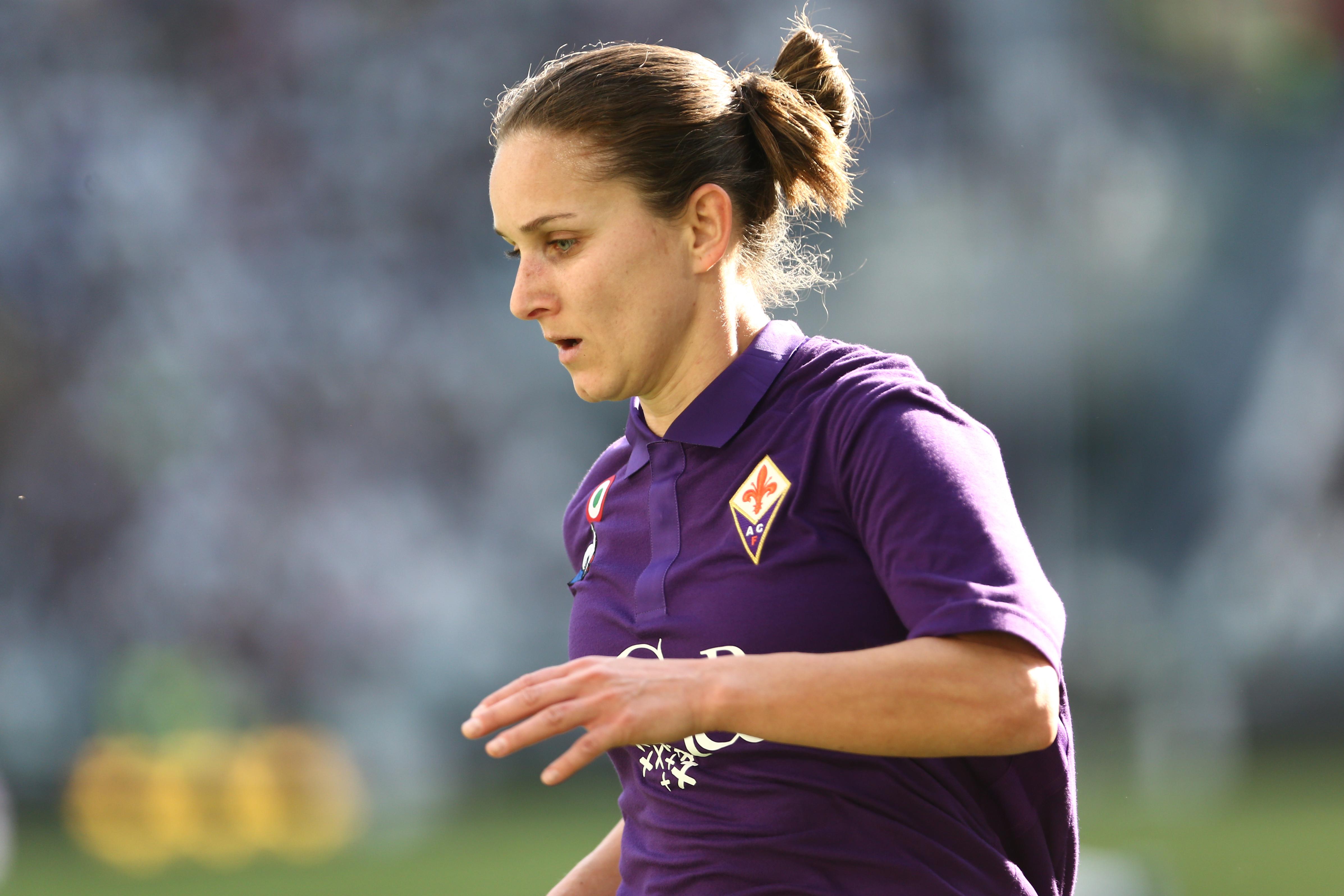 Tatiana Bonetti of Fiorentina Women during the Serie A...