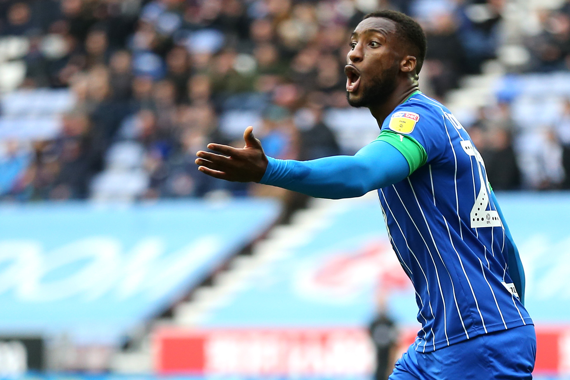 Wigan Athletic v Nottingham Forest - Sky Bet Championship