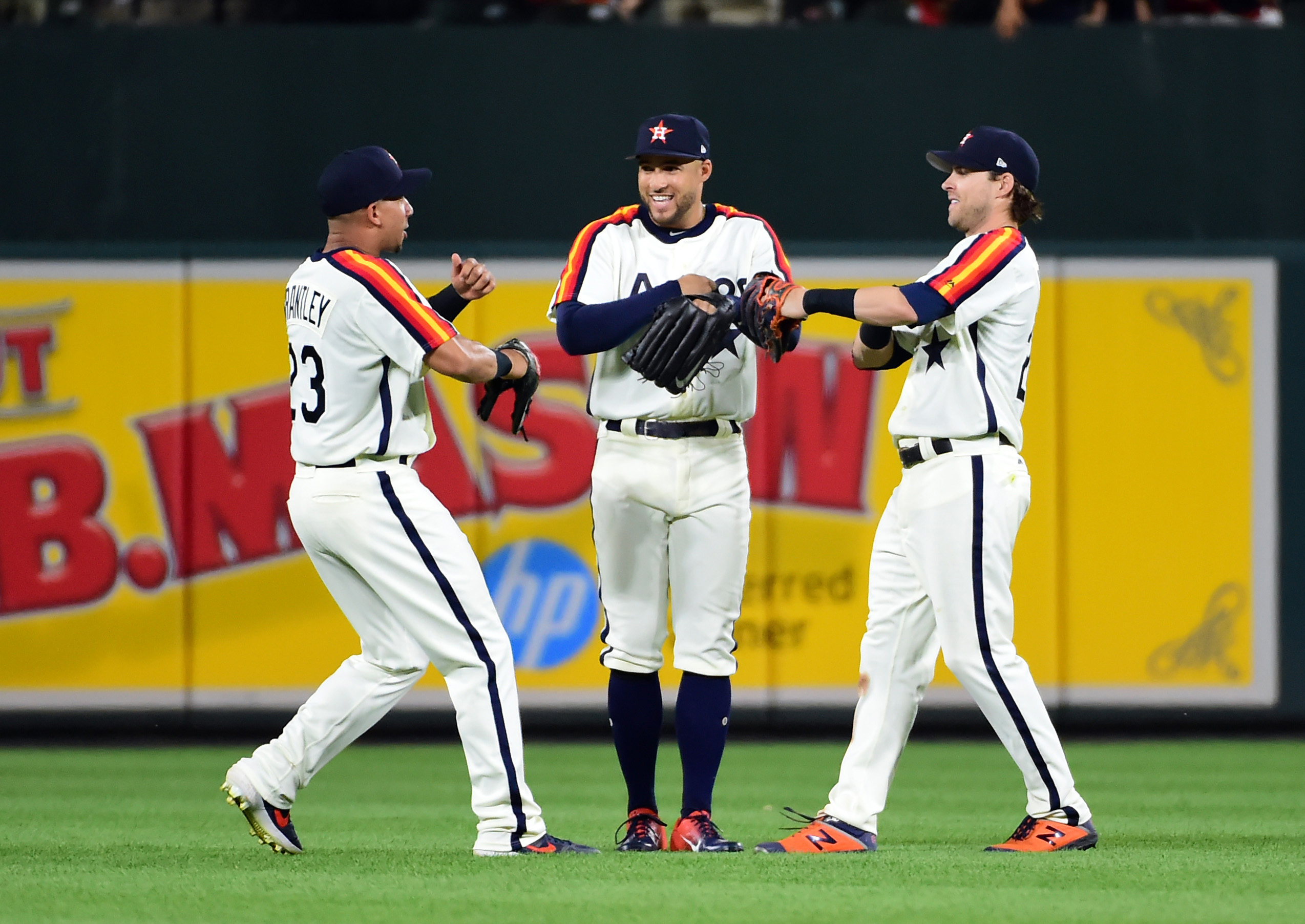 MLB: Houston Astros at Baltimore Orioles