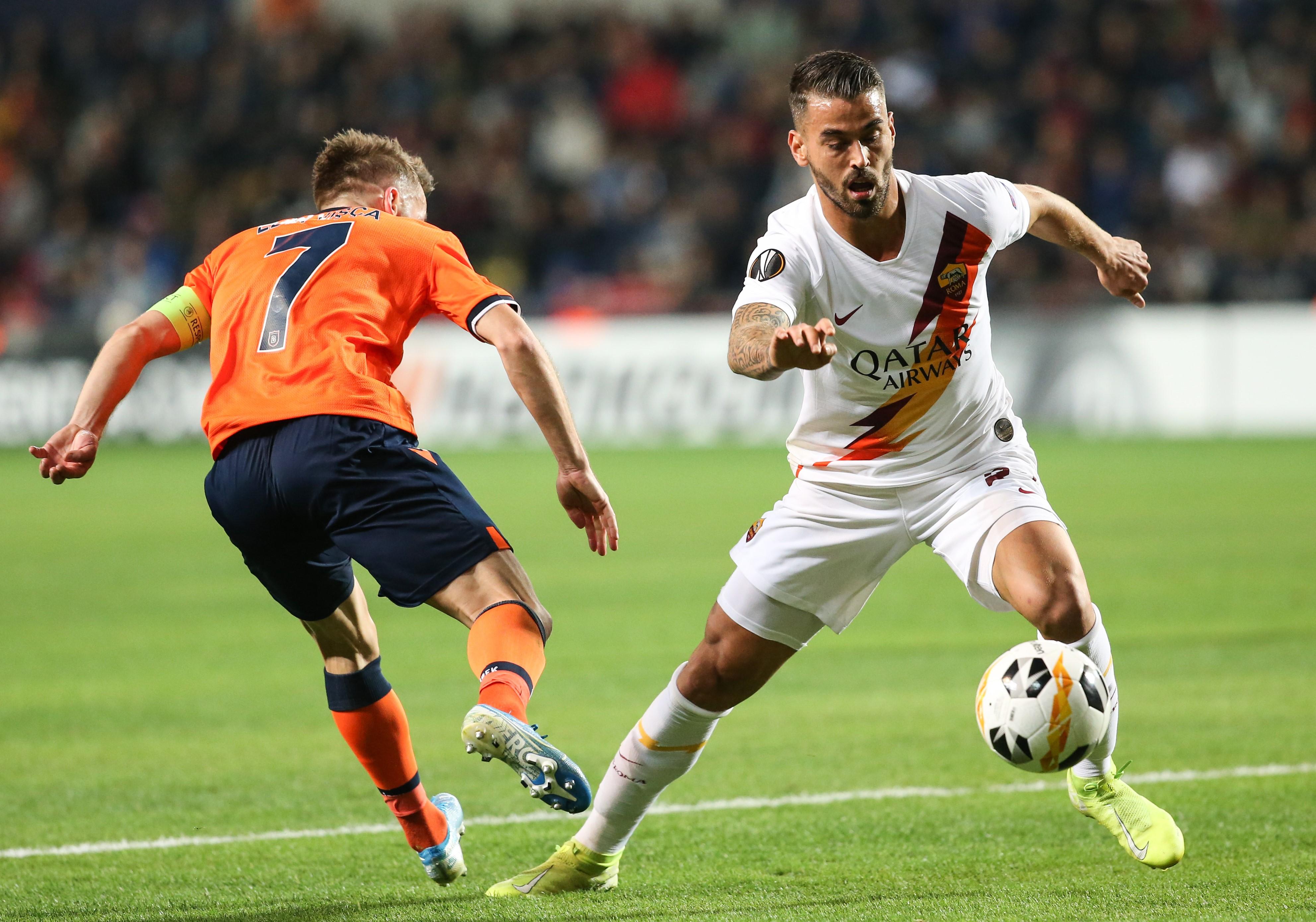 Medipol Basaksehir vs AS Roma - UEFA Europa League