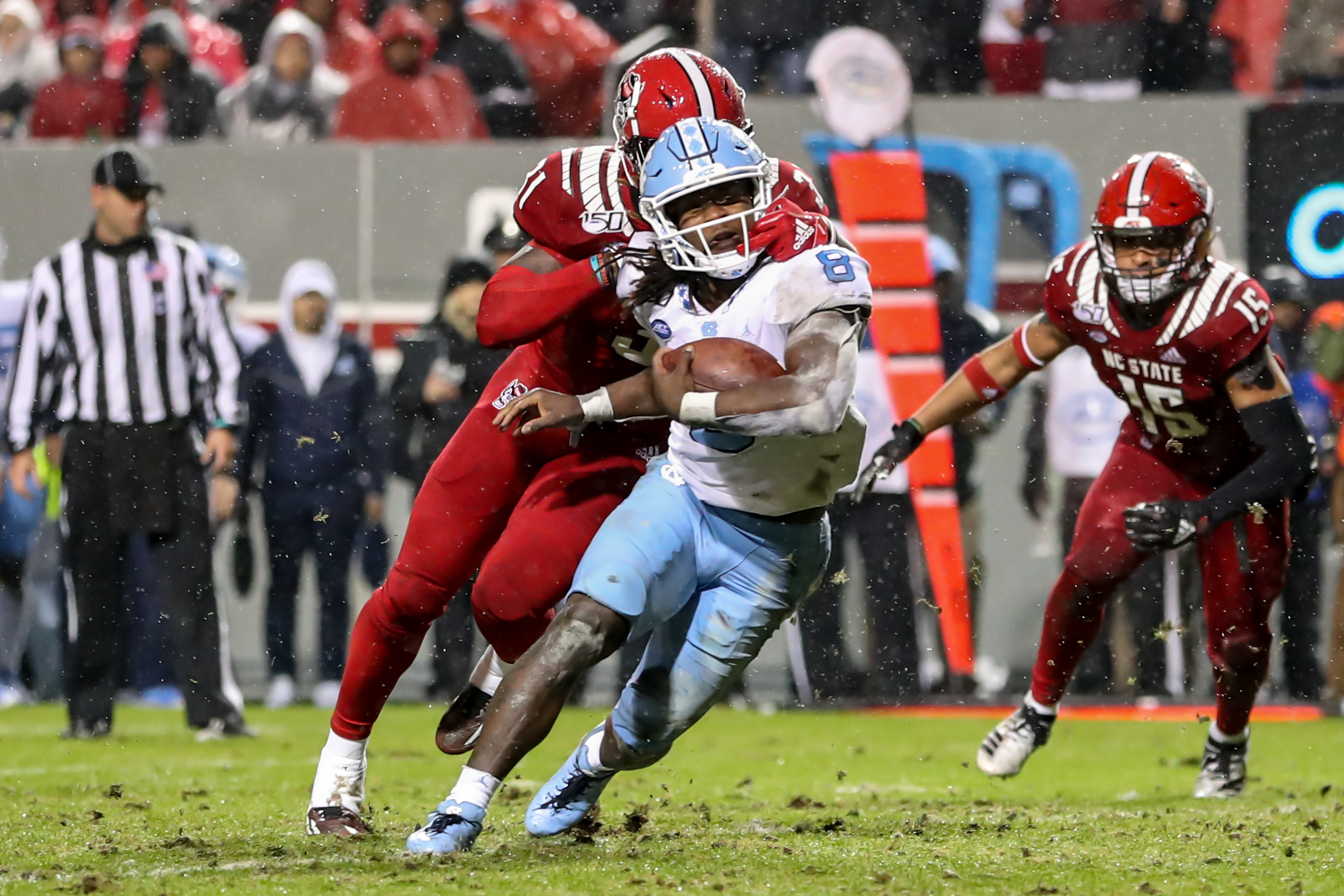 COLLEGE FOOTBALL: NOV 30 North Carolina at NC State