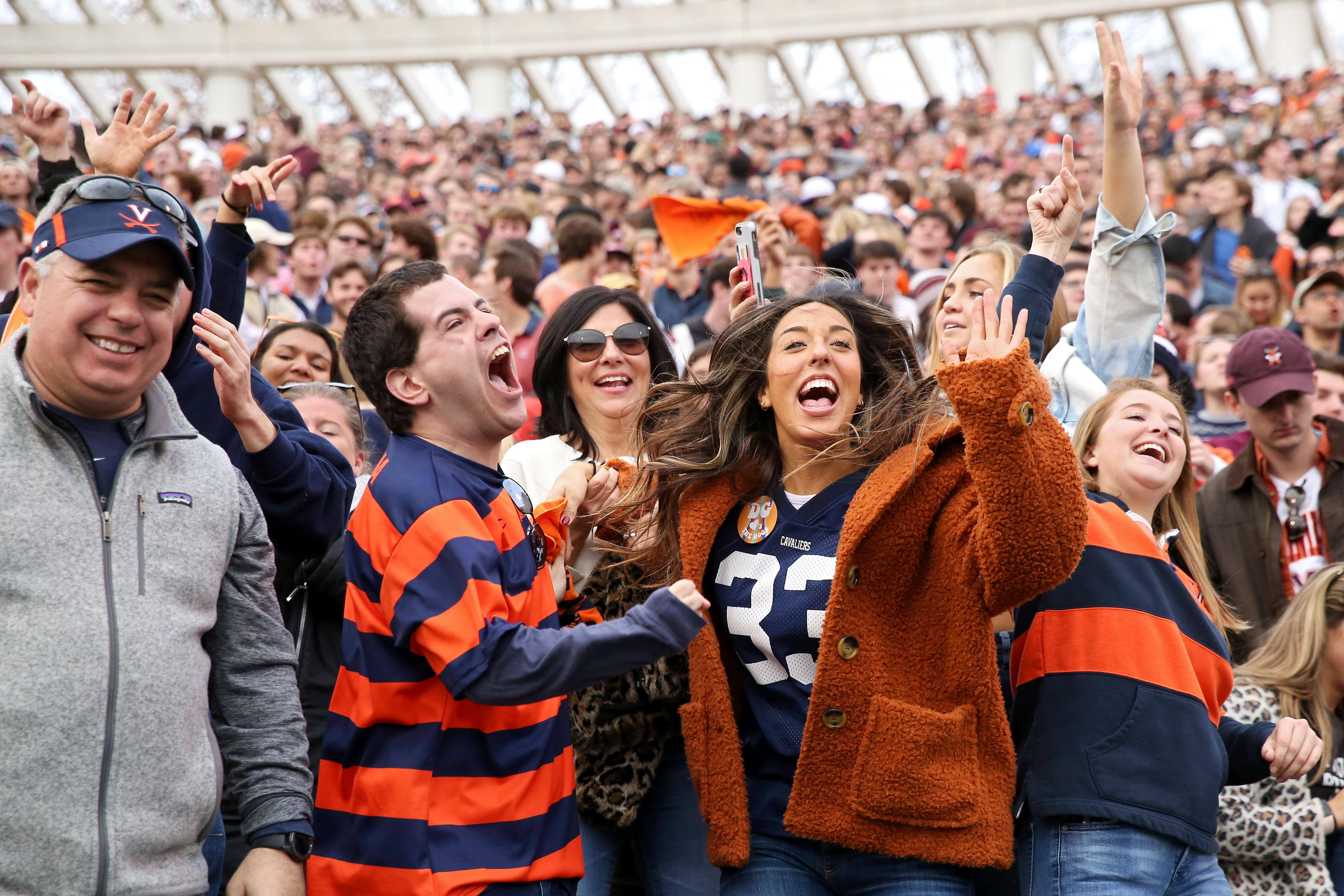 Virginia Tech v Virginia