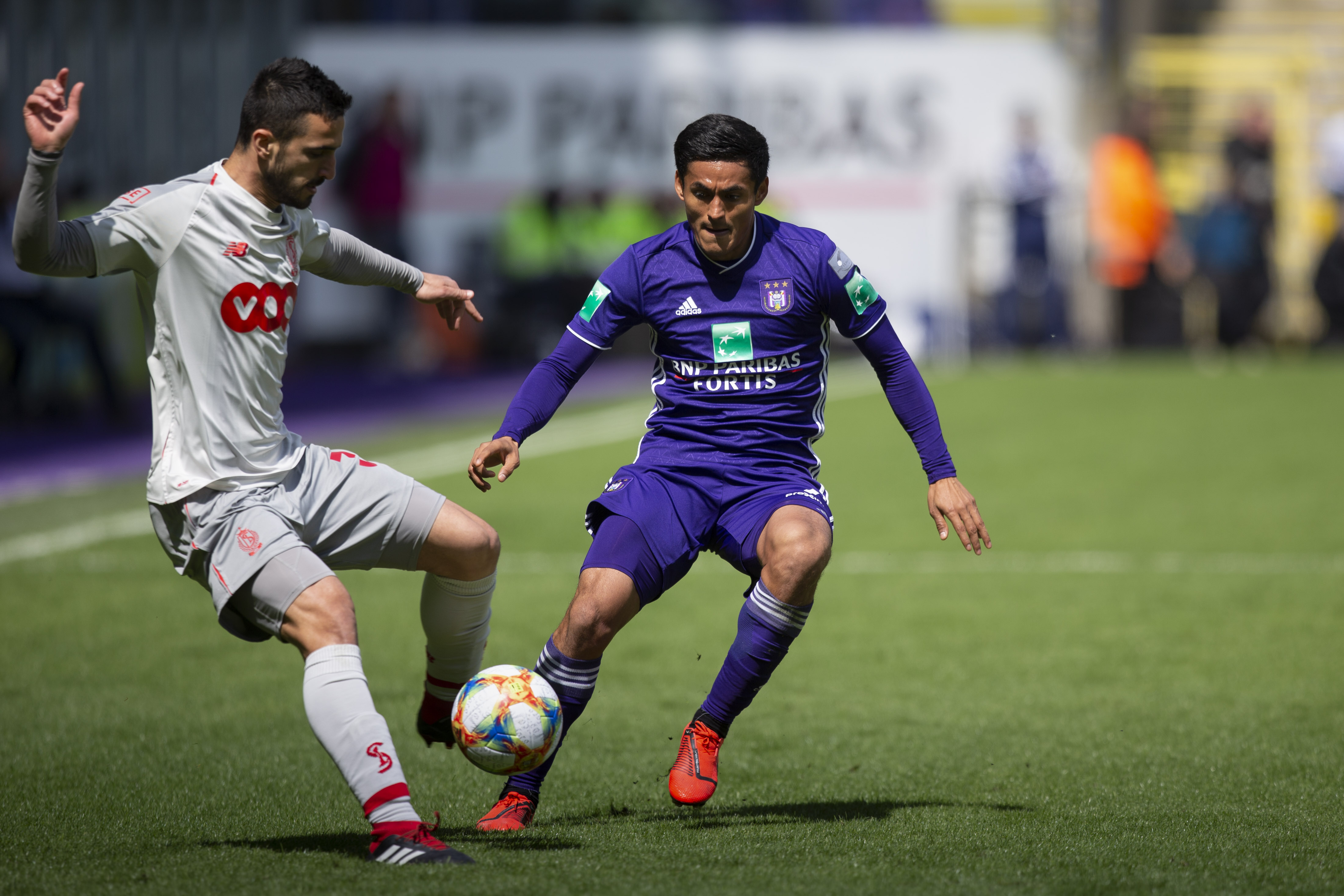 RSC Anderlecht v Standard Liege - Jupiler Pro League: Play-offs