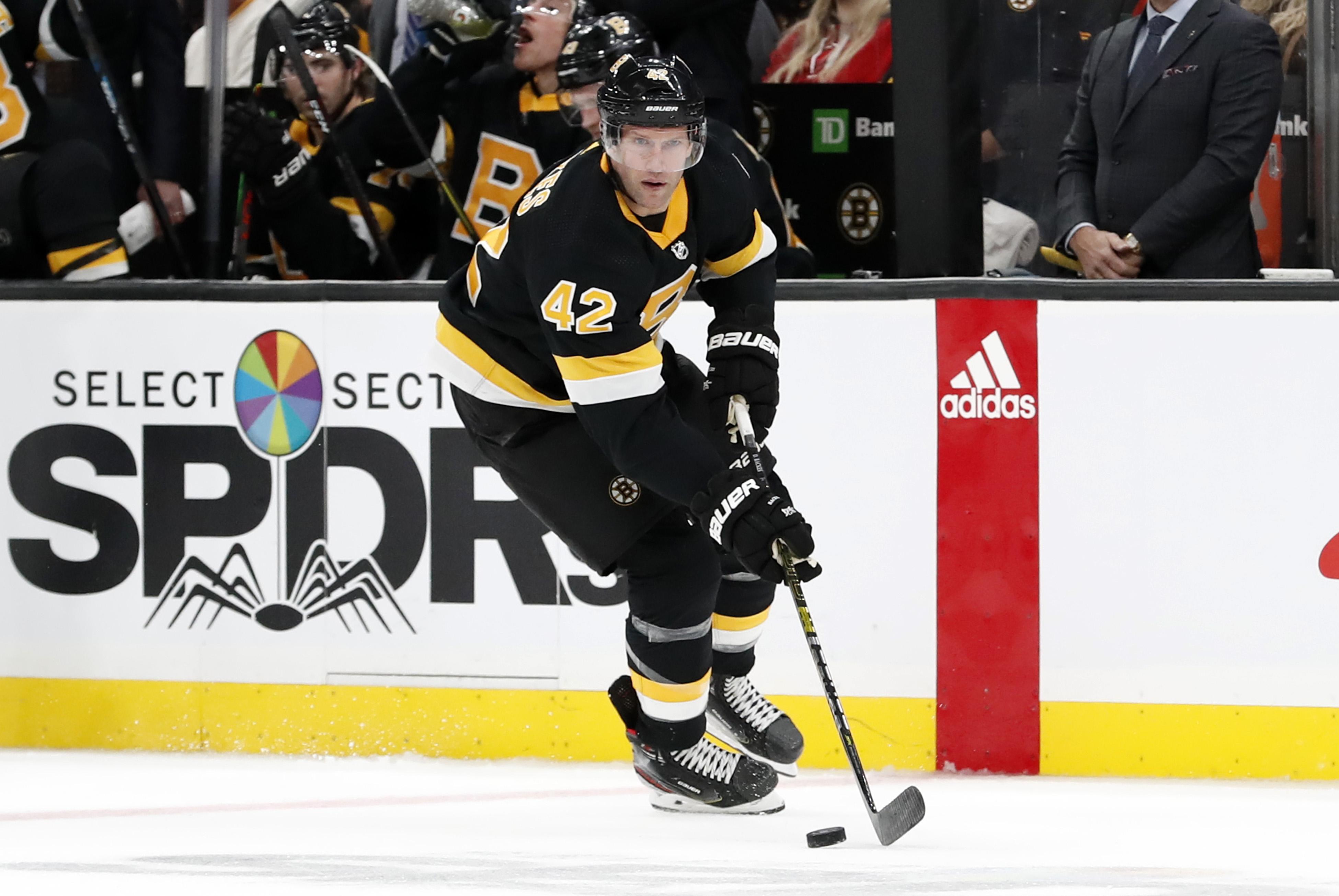 NHL: DEC 01 Canadiens at Bruins