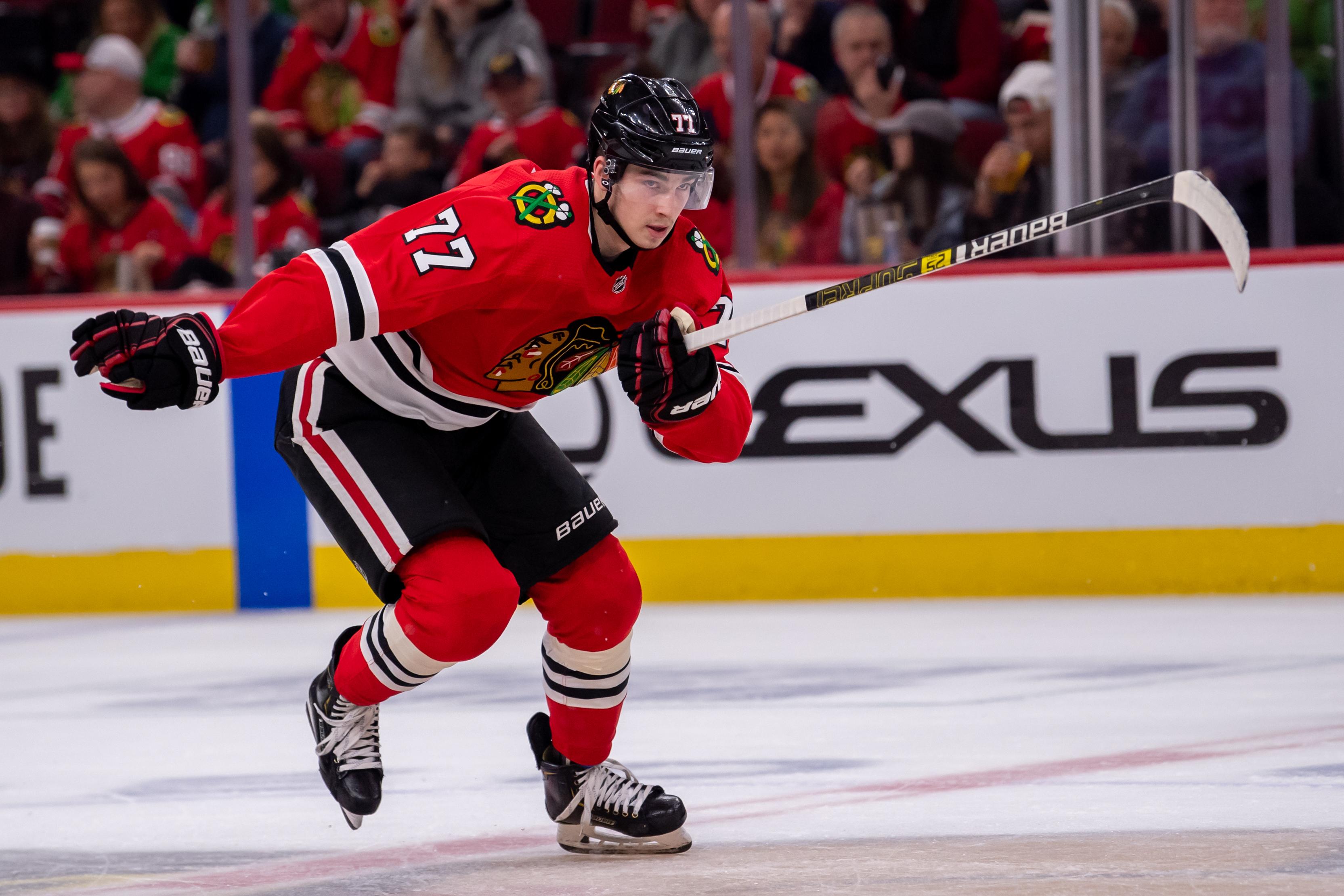 NHL: NOV 26 Stars at Blackhawks