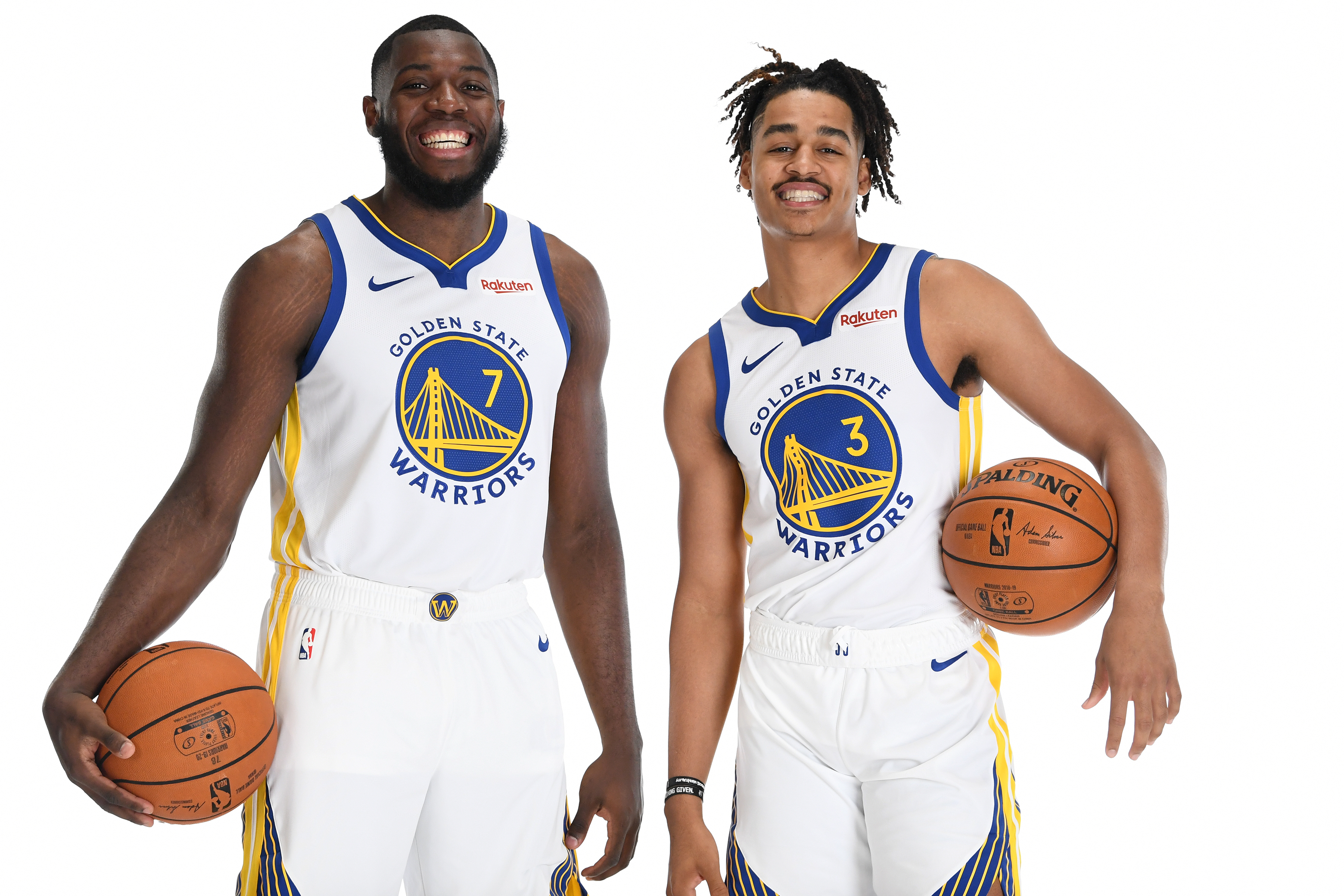 2019-20 Golden State Warriors Media Day