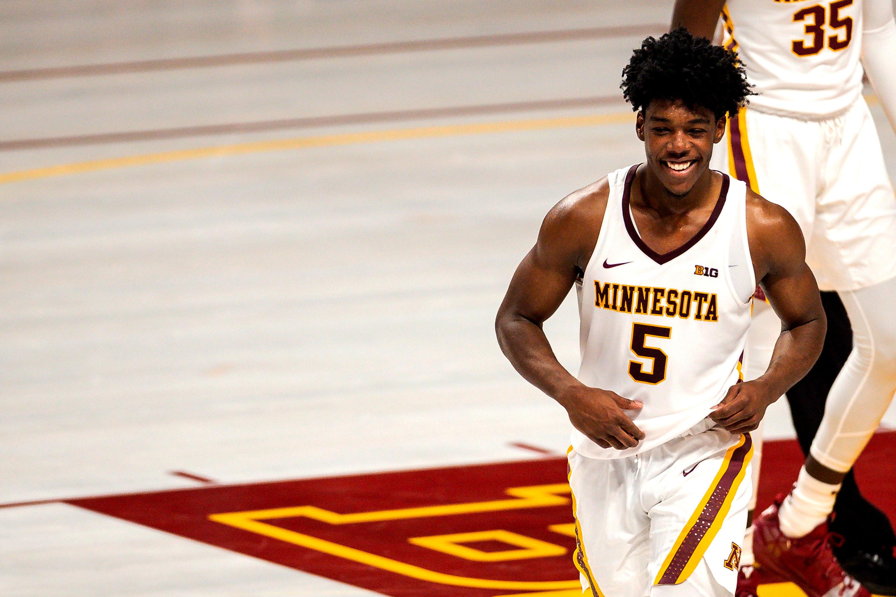 NCAA Basketball: Clemson at Minnesota