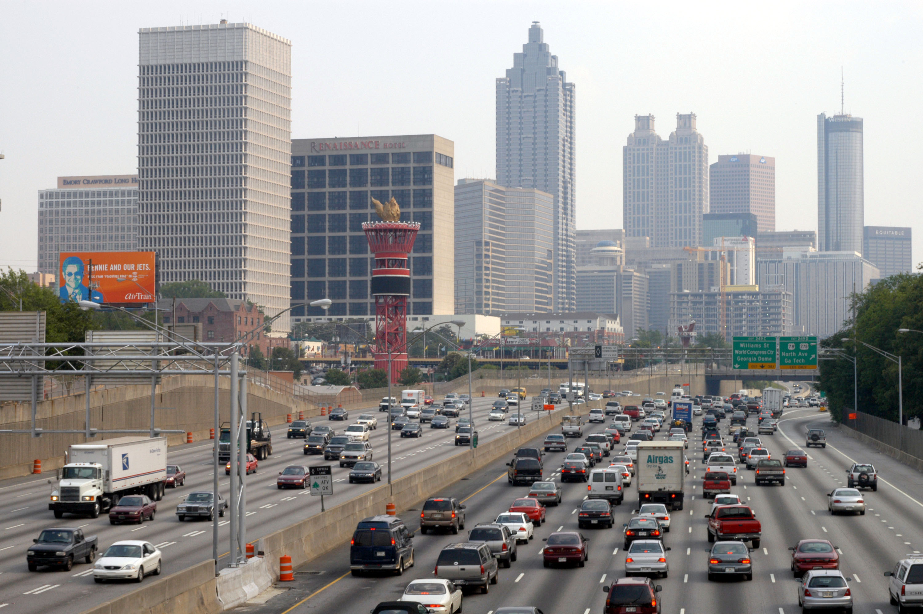Planners unveil $173B vision to 'keep metro ATL moving' through 2050, seek public input