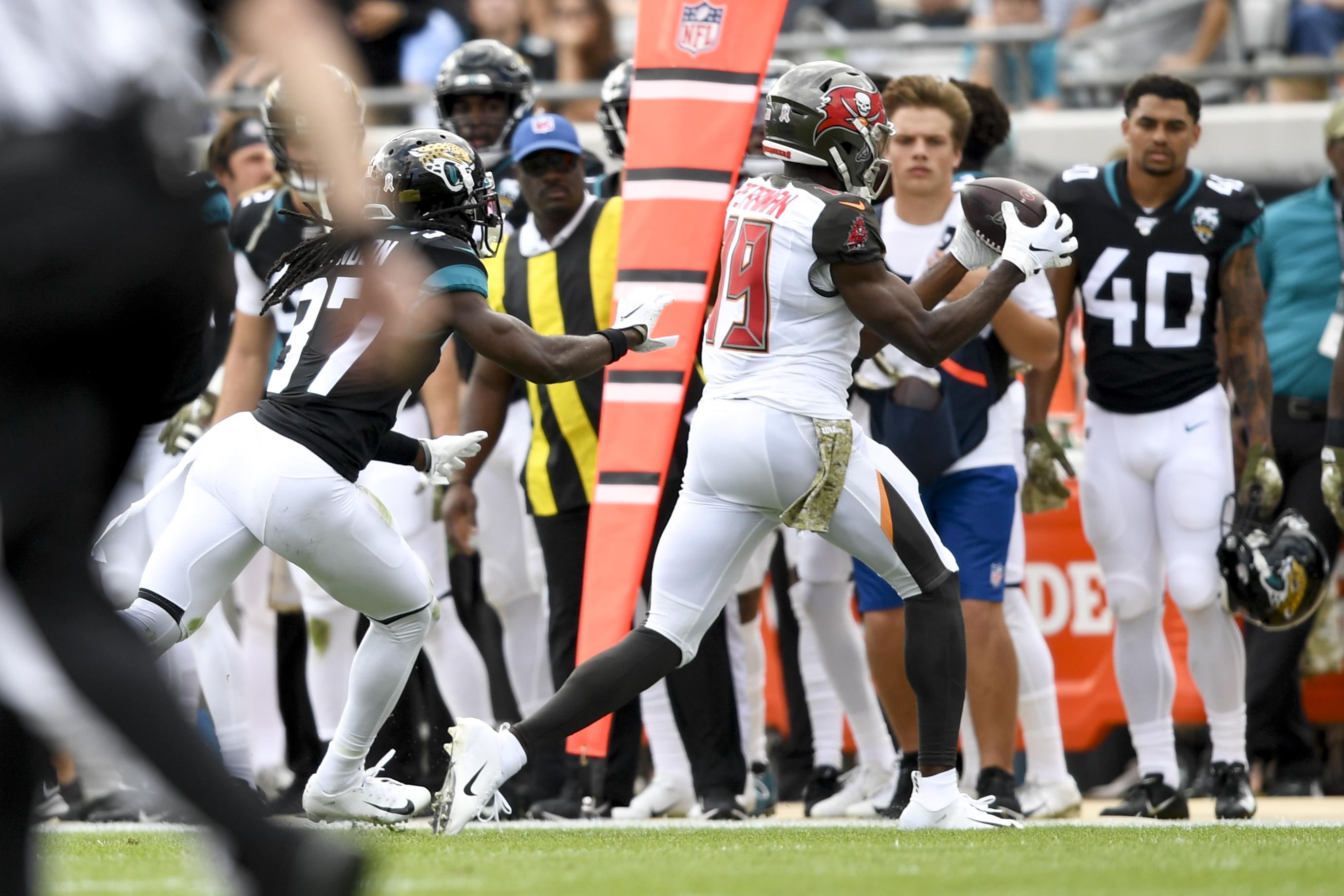 NFL: Tampa Bay Buccaneers at Jacksonville Jaguars