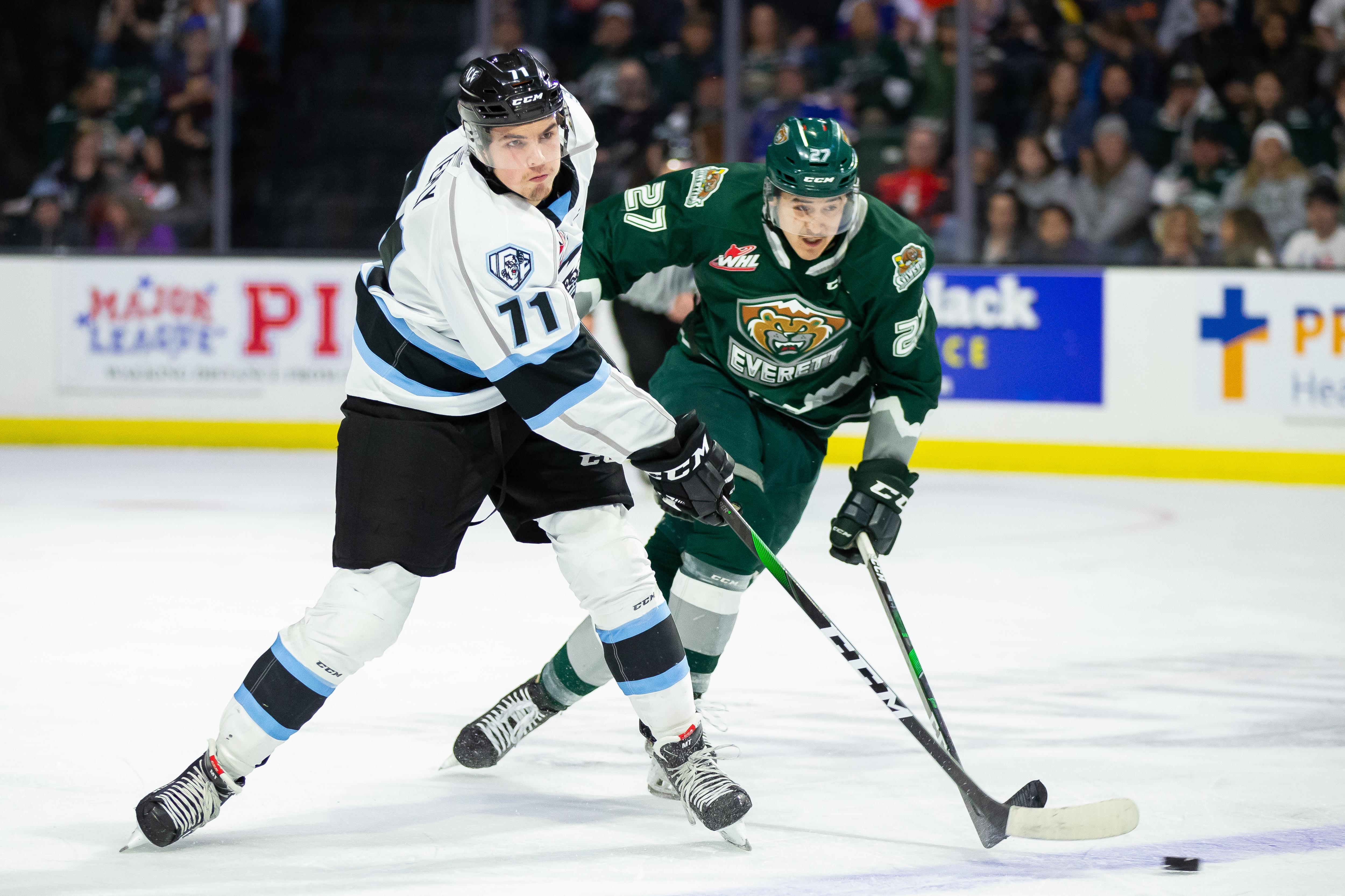 Winnipeg Ice v Everett Silvertips