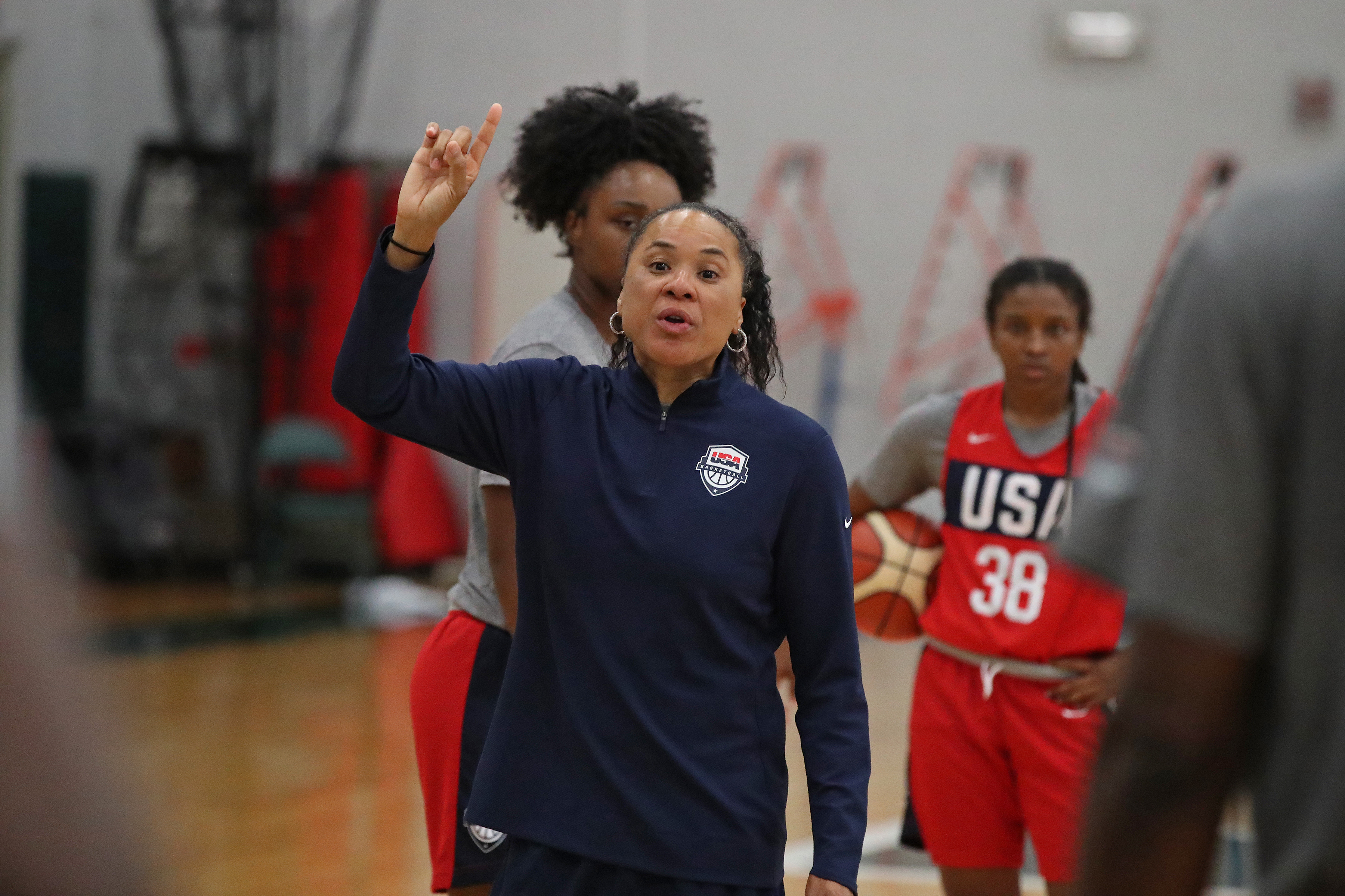2019 USA Women's National Team Camp